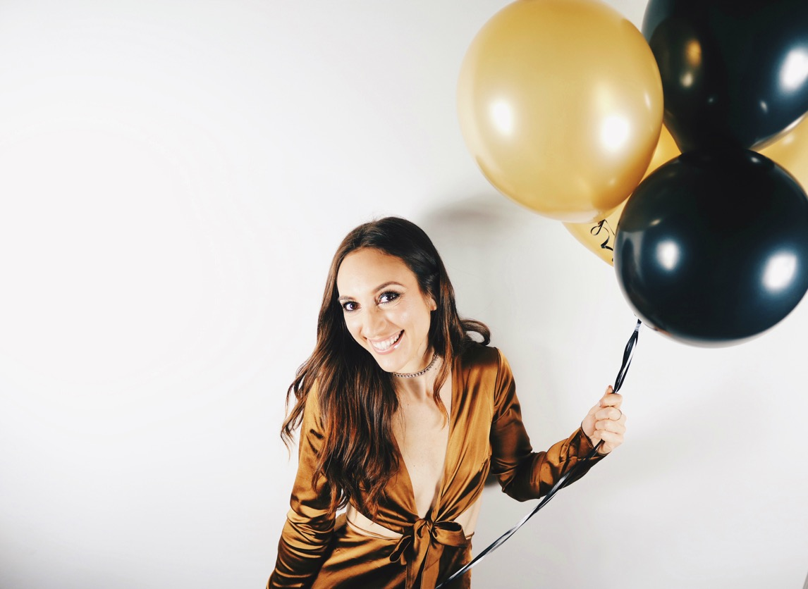 Brielle Galekovic of The Gilded Bellini