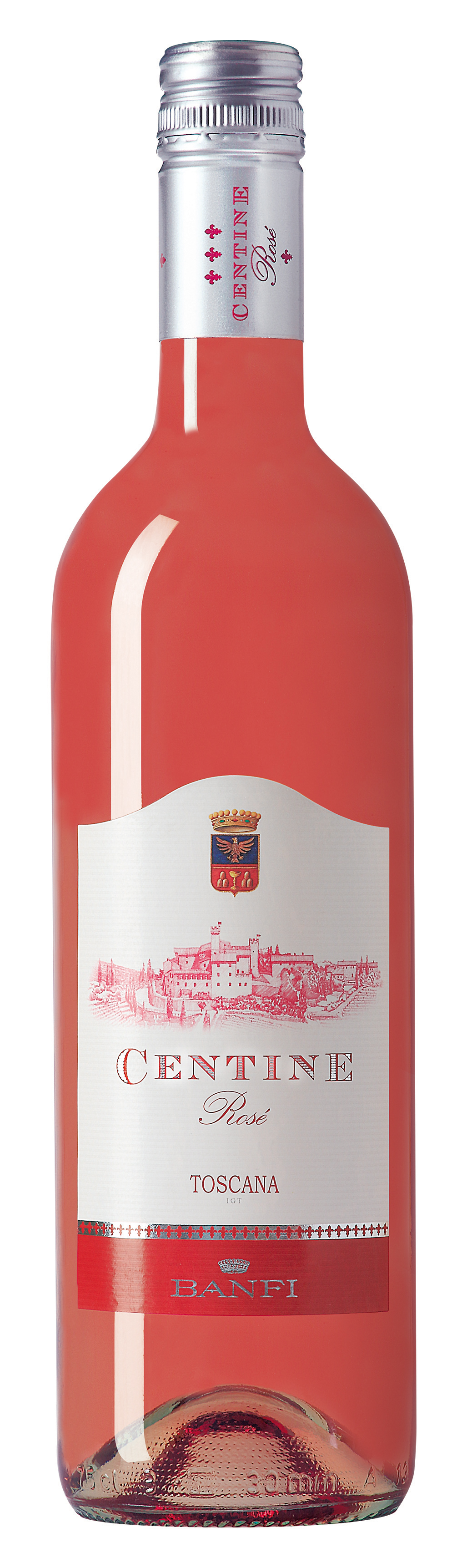 Centine Rosé on The Gilded Bellini