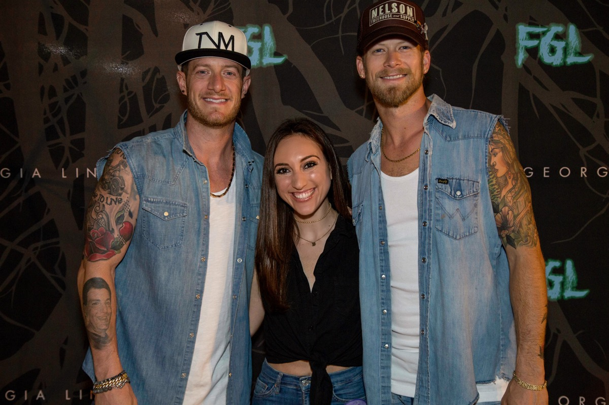 Florida Georgia Line - Brielle Galekovic - The Gilded Bellini - Tyler Hubbard - Brian Kelley