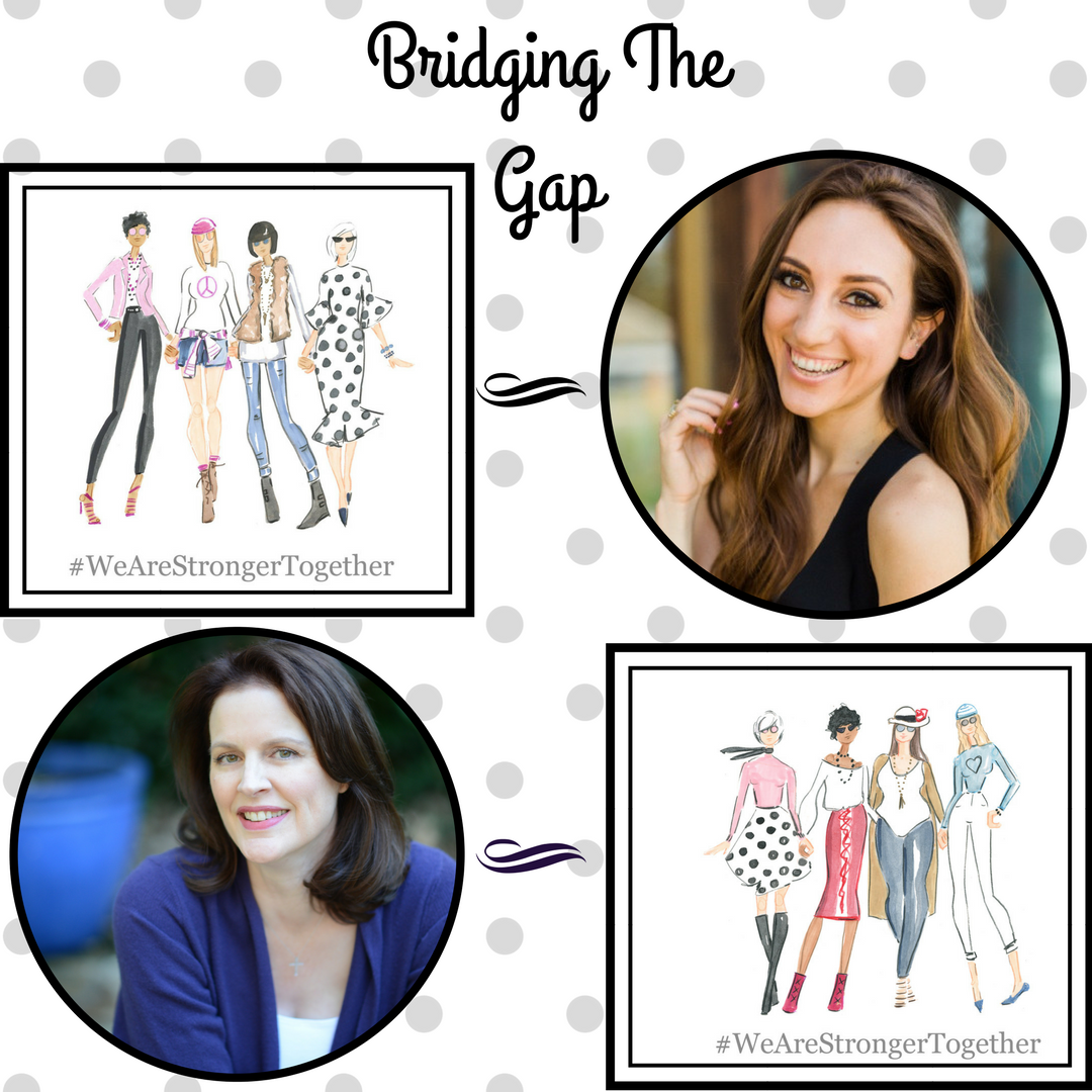 Bridging The Gap - Angelique L'Amour and Brielle Galekovic