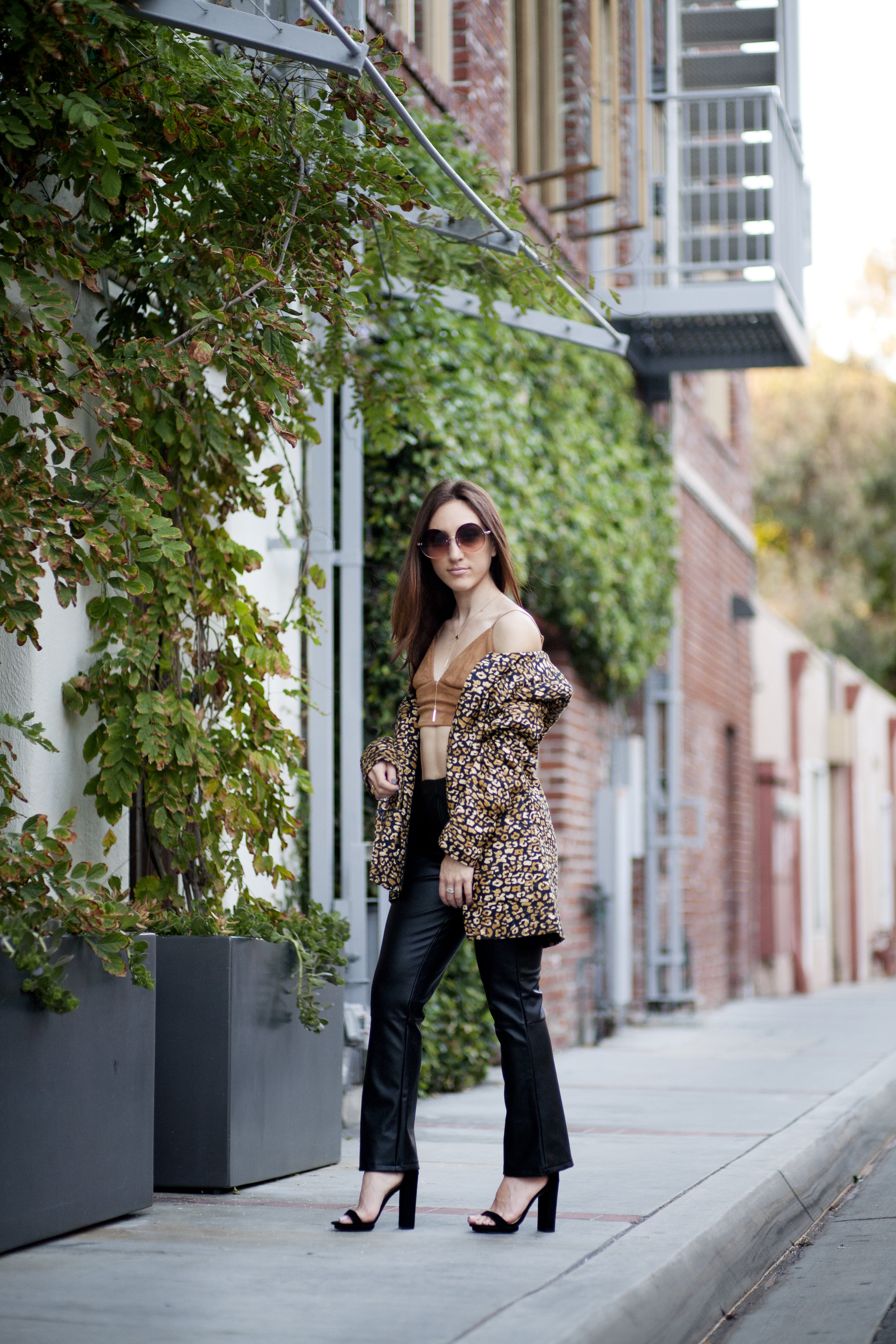 Brielle Galekovic of The Gilded Bellini in Who What Wear Collection