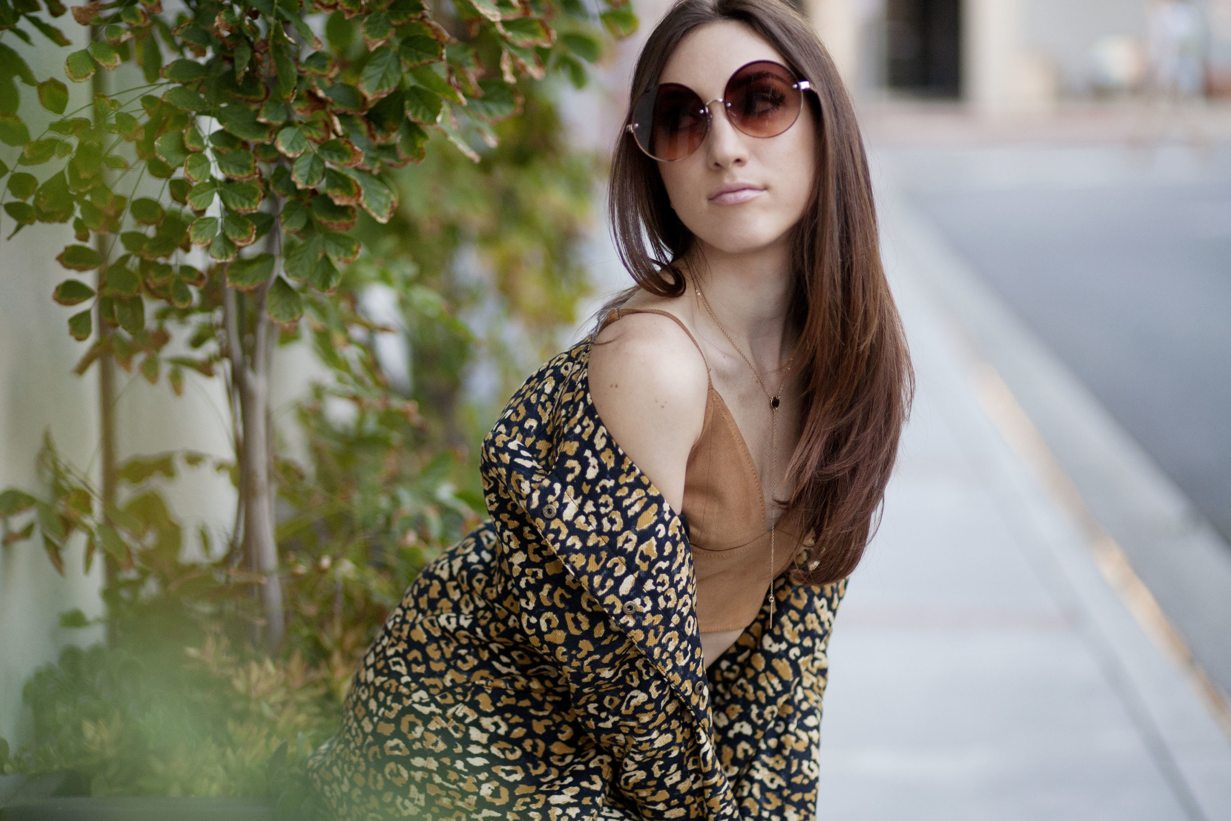 Brielle Galekovic of The Gilded Bellini in Who What Wear Collection for Target