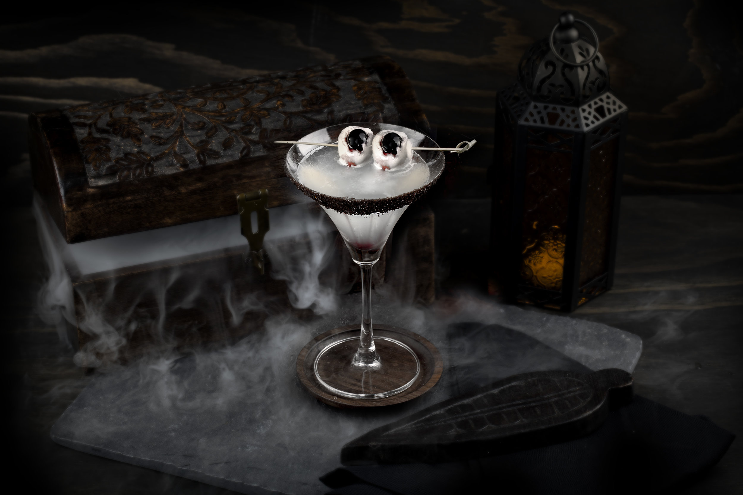 Casa Crazy Eye Casamigos Halloween Cocktail
