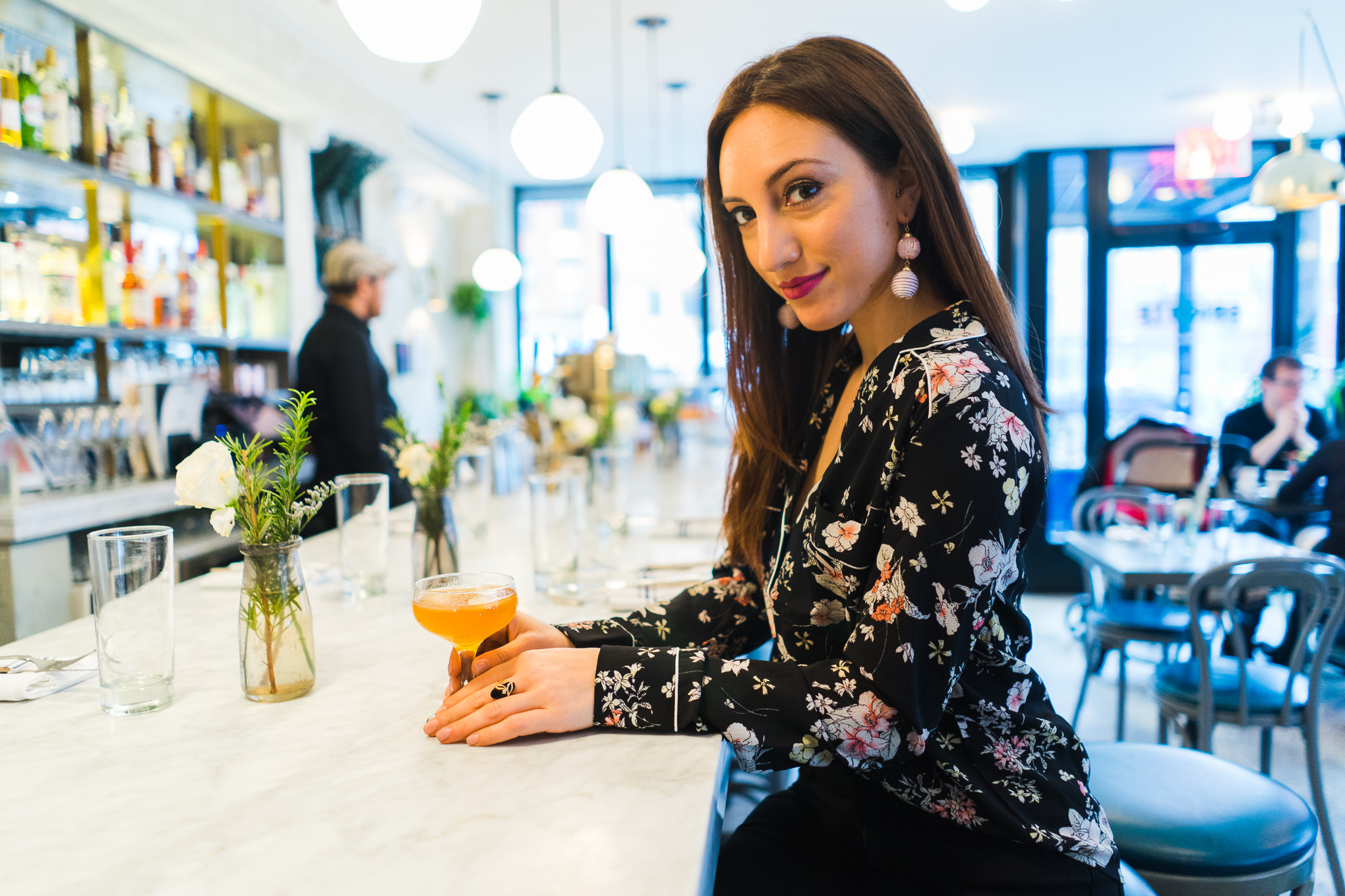 Brielle Galekovic of The Gilded Bellini at Brigitte NYC