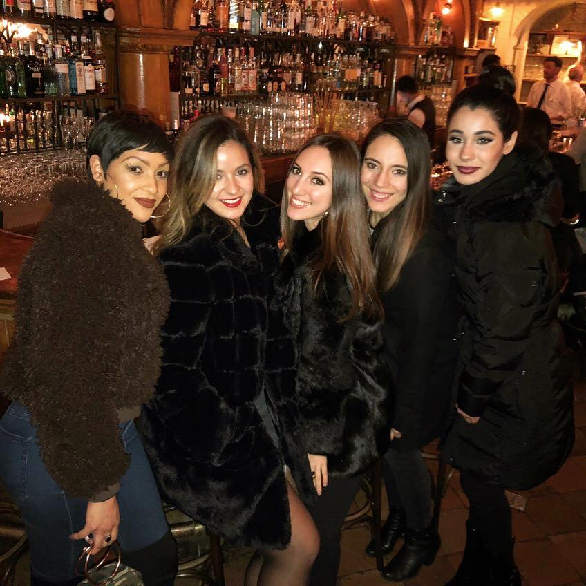 Shonna Patterson - Shakira Blair - Brielle Galekovic - Marisa Simone - Alex Mazzucchelli