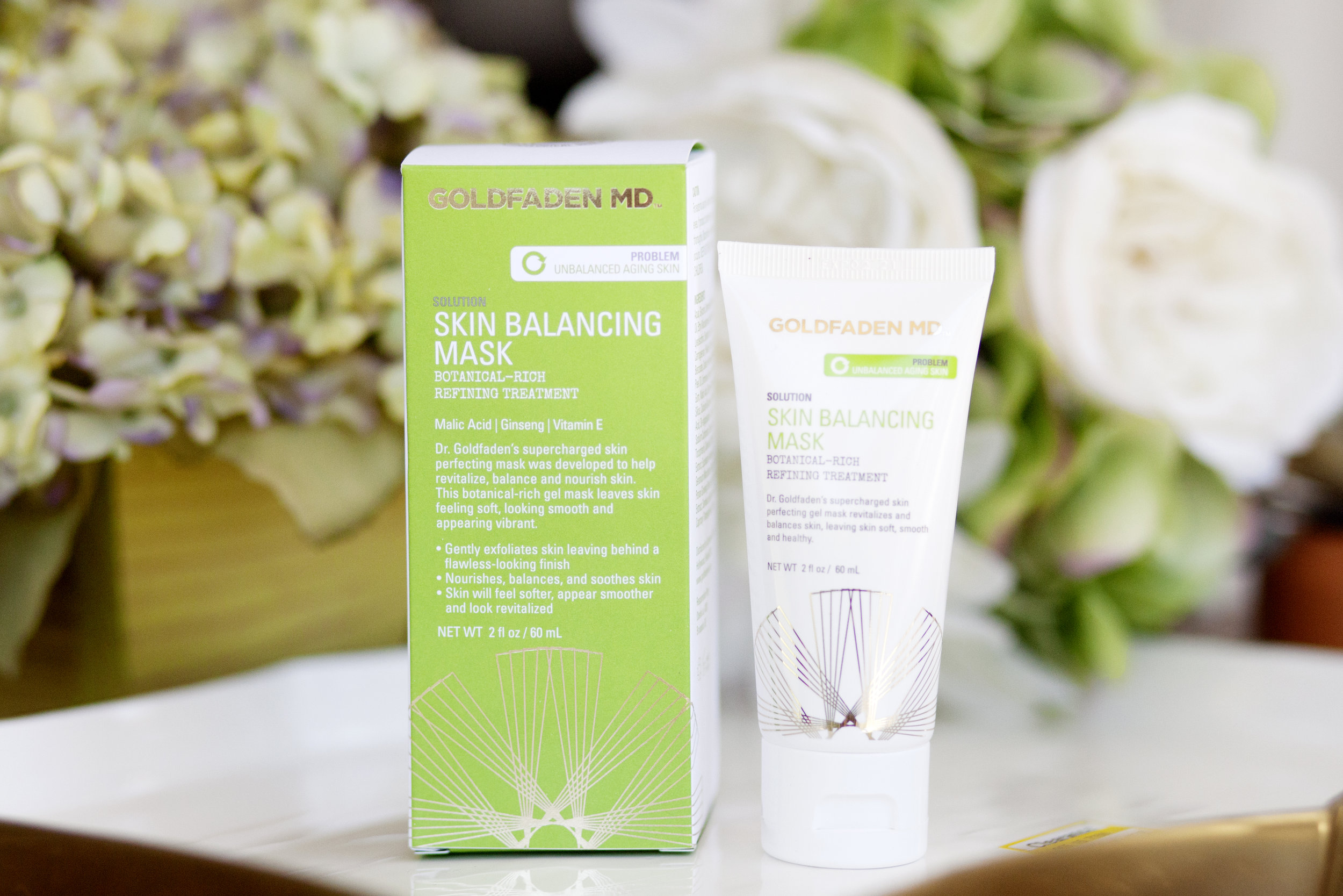 Goldfaden MD Skin Balancing Mask - The Gilded Bellini