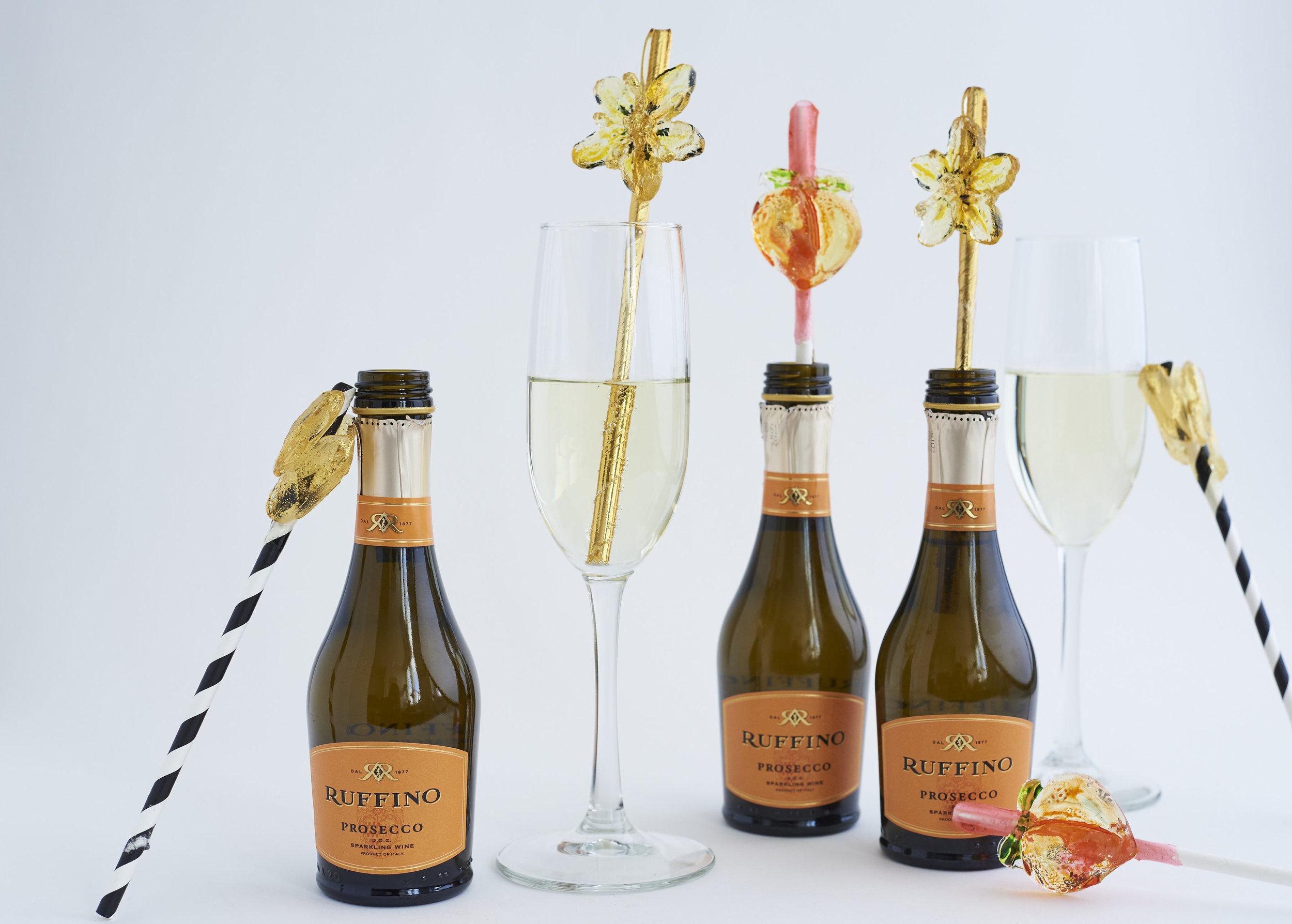 Ruffino Wine on The Gilded Bellini