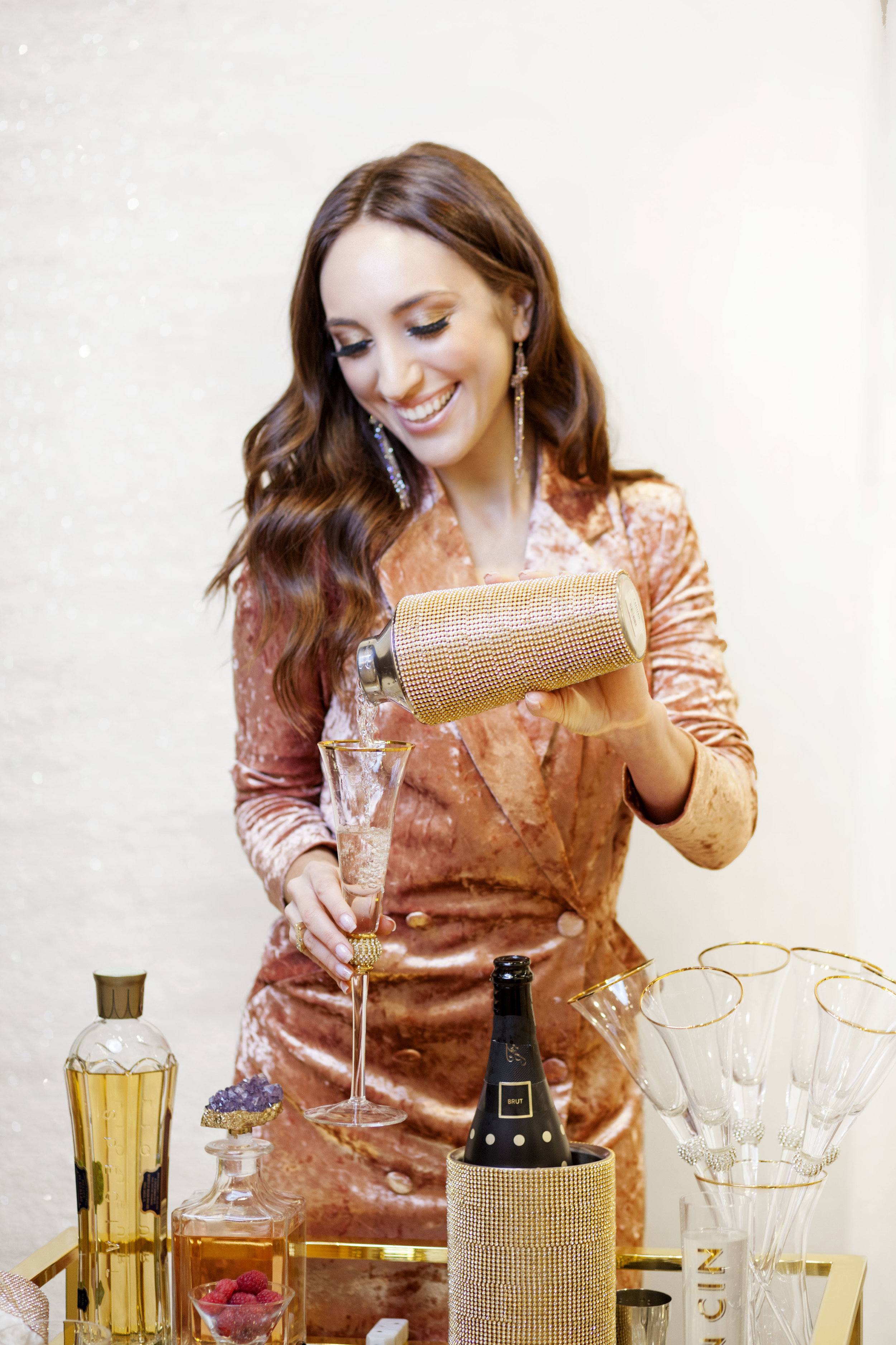 Brielle Galekovic of The Gilded Bellini - Z Gallerie