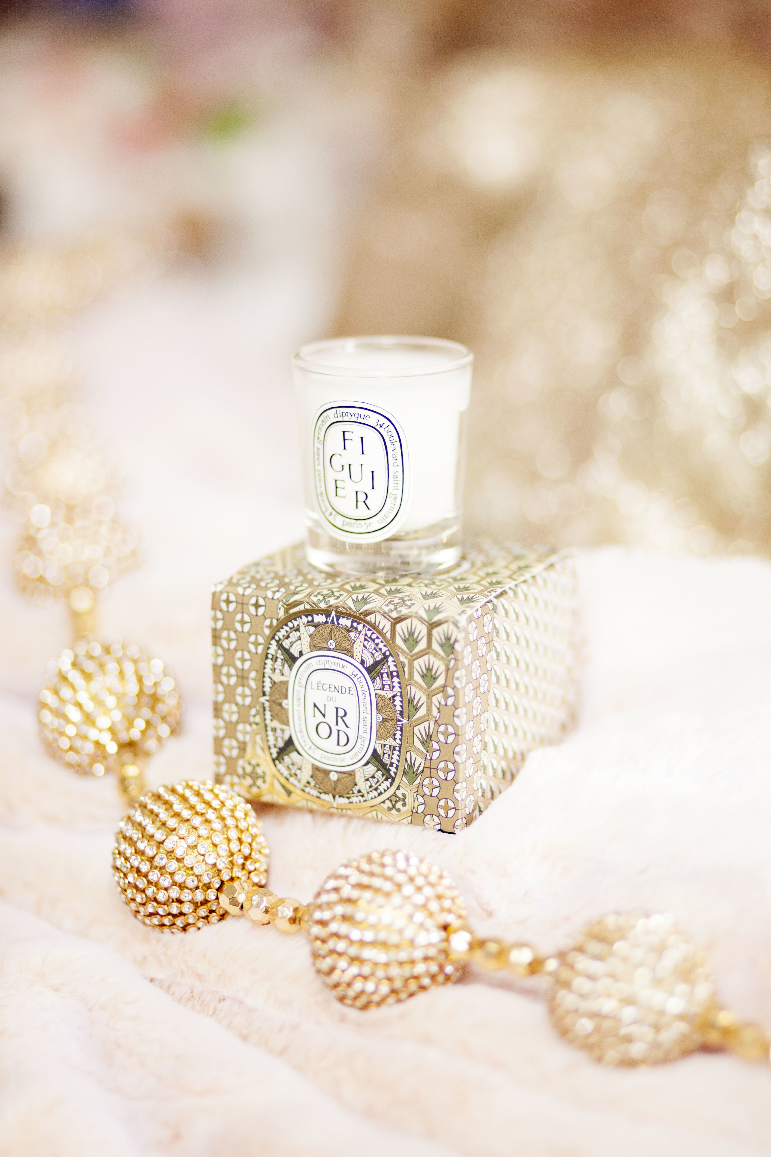 Diptyque Figuier Candle - The Gilded Bellini Holiday Gift Guide