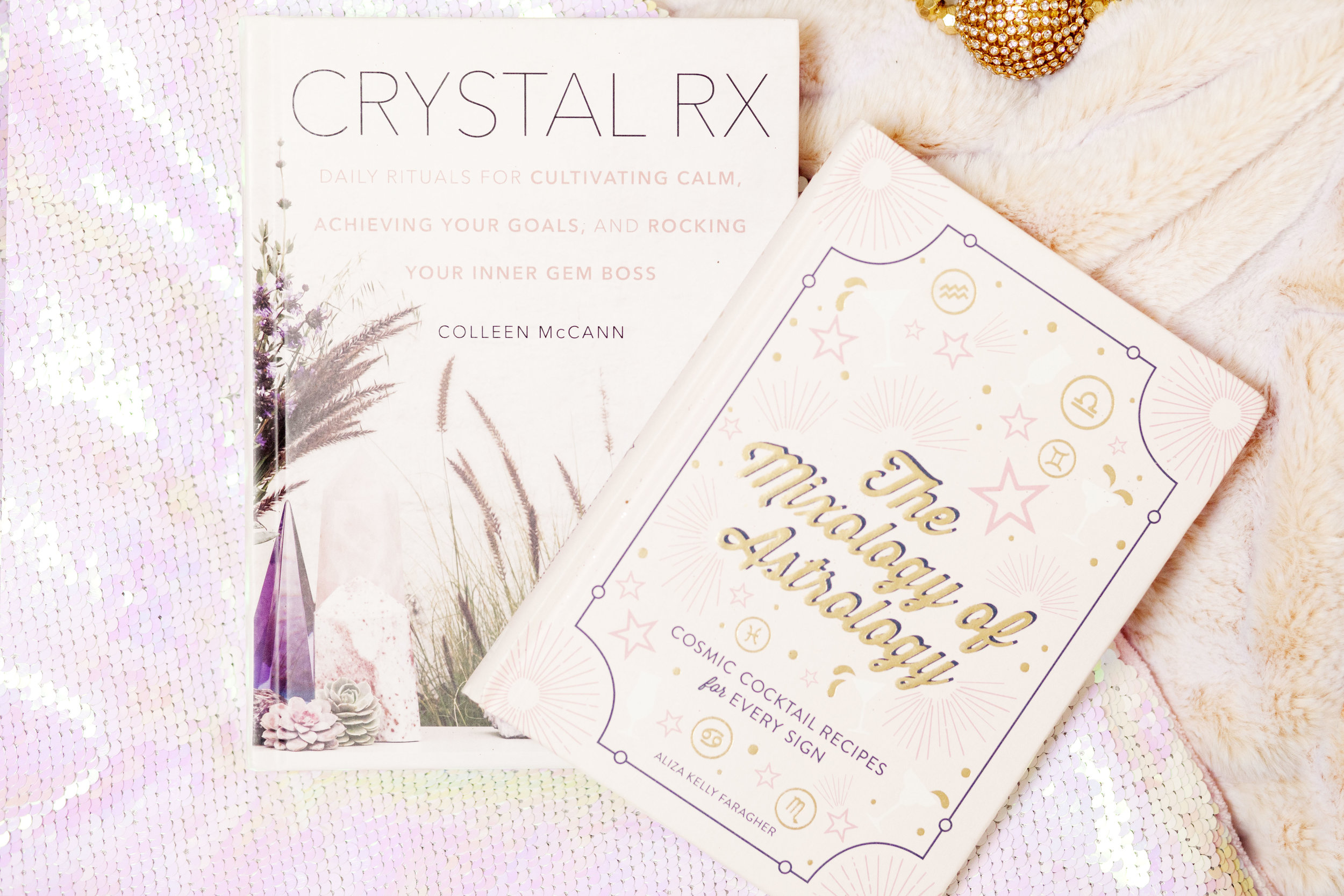 Crystal Rx - The Mixology of Astrology - The Gilded Bellini