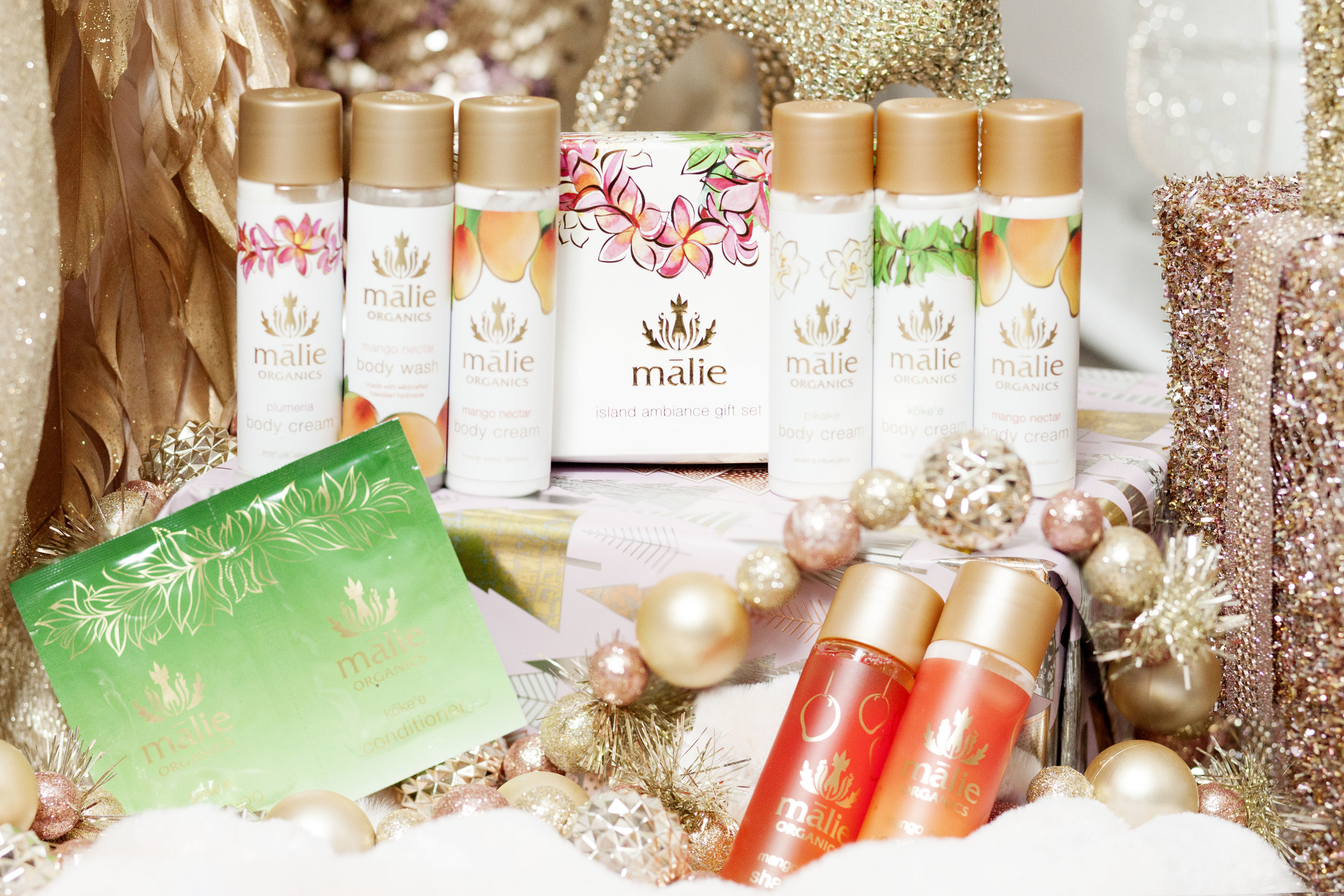 Malie Organics - The Gilded Bellini Holiday Gift Guide