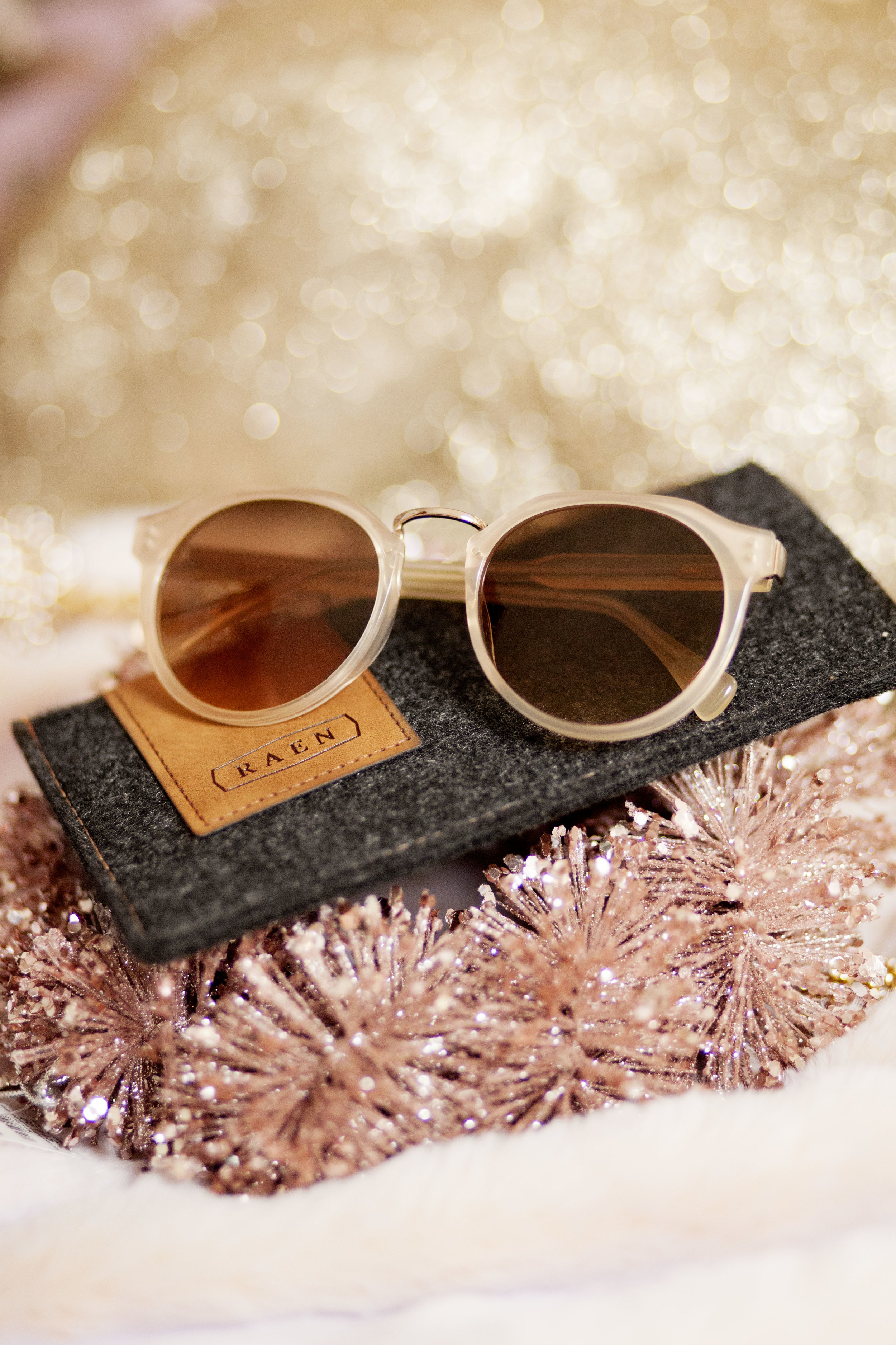 RAEN sunglasses - The Gilded Bellini Holiday Gift Guide