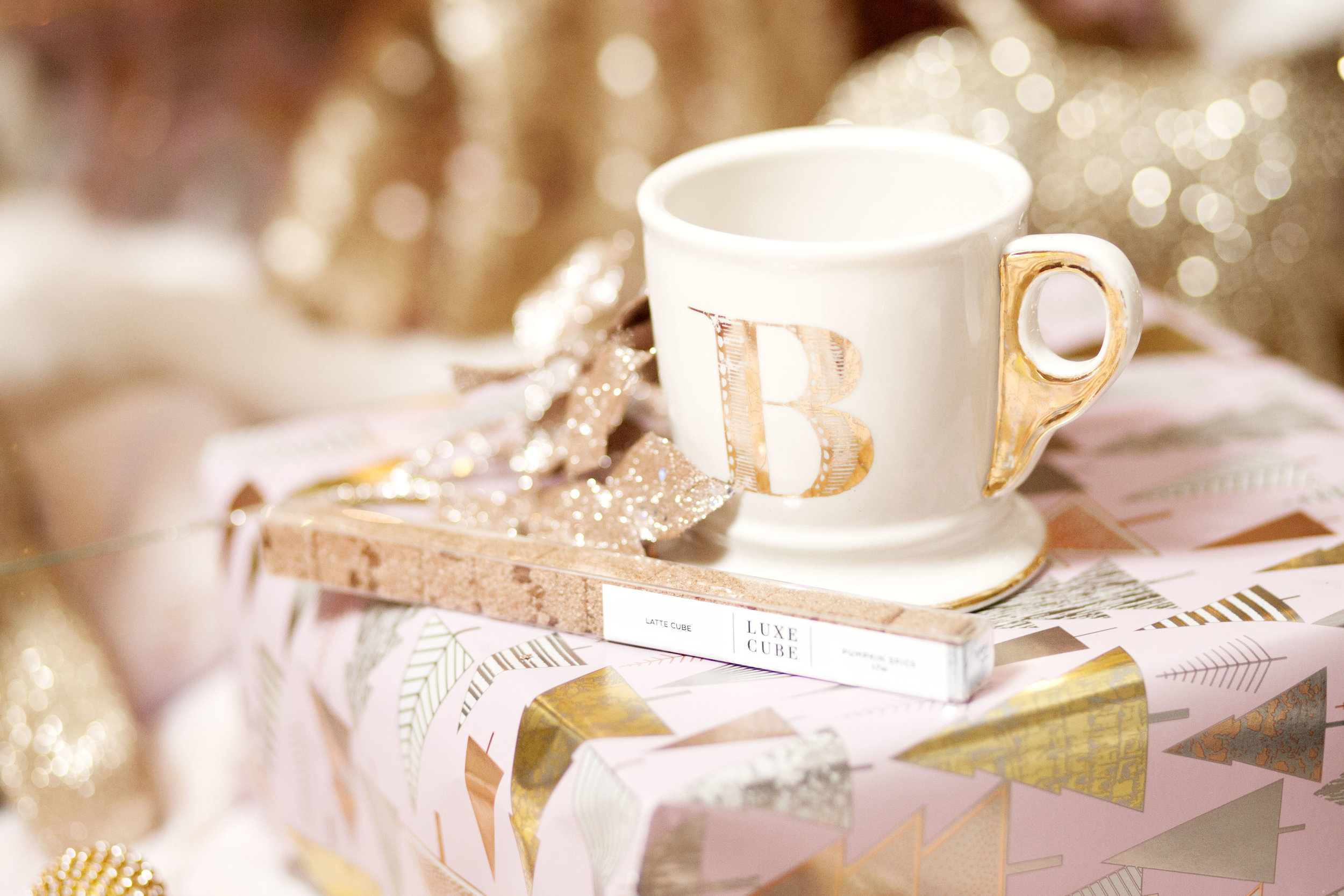 TeaSpressa Latte Cube - The Gilded Bellini Holiday Gift Guide