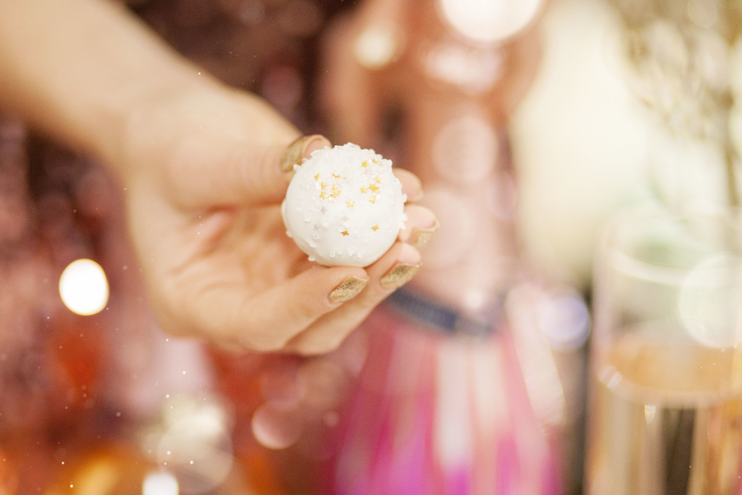 Glitz Ball Truffle from Lolli and Pops
