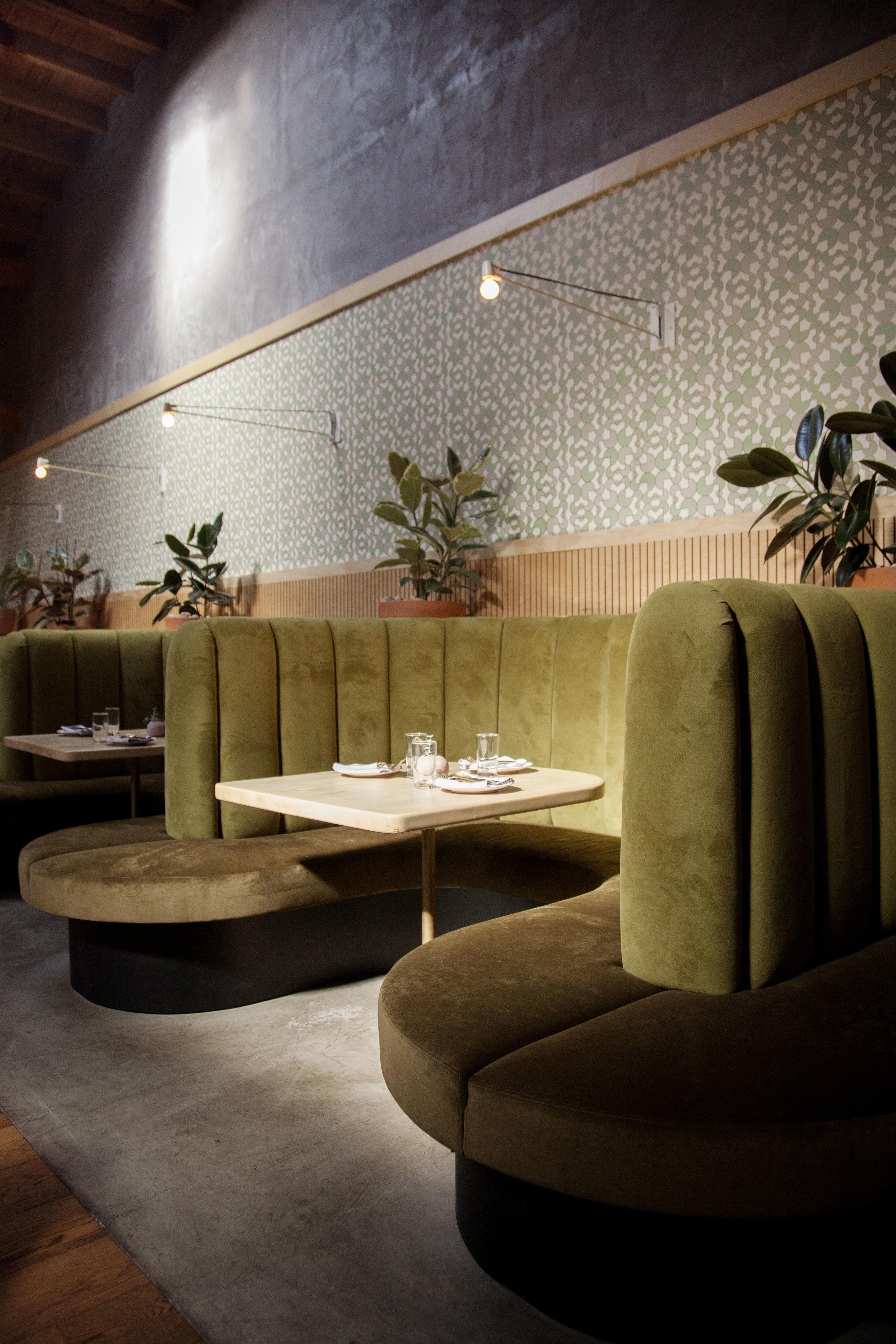 Atrium Los Feliz on The Gilded Bellini