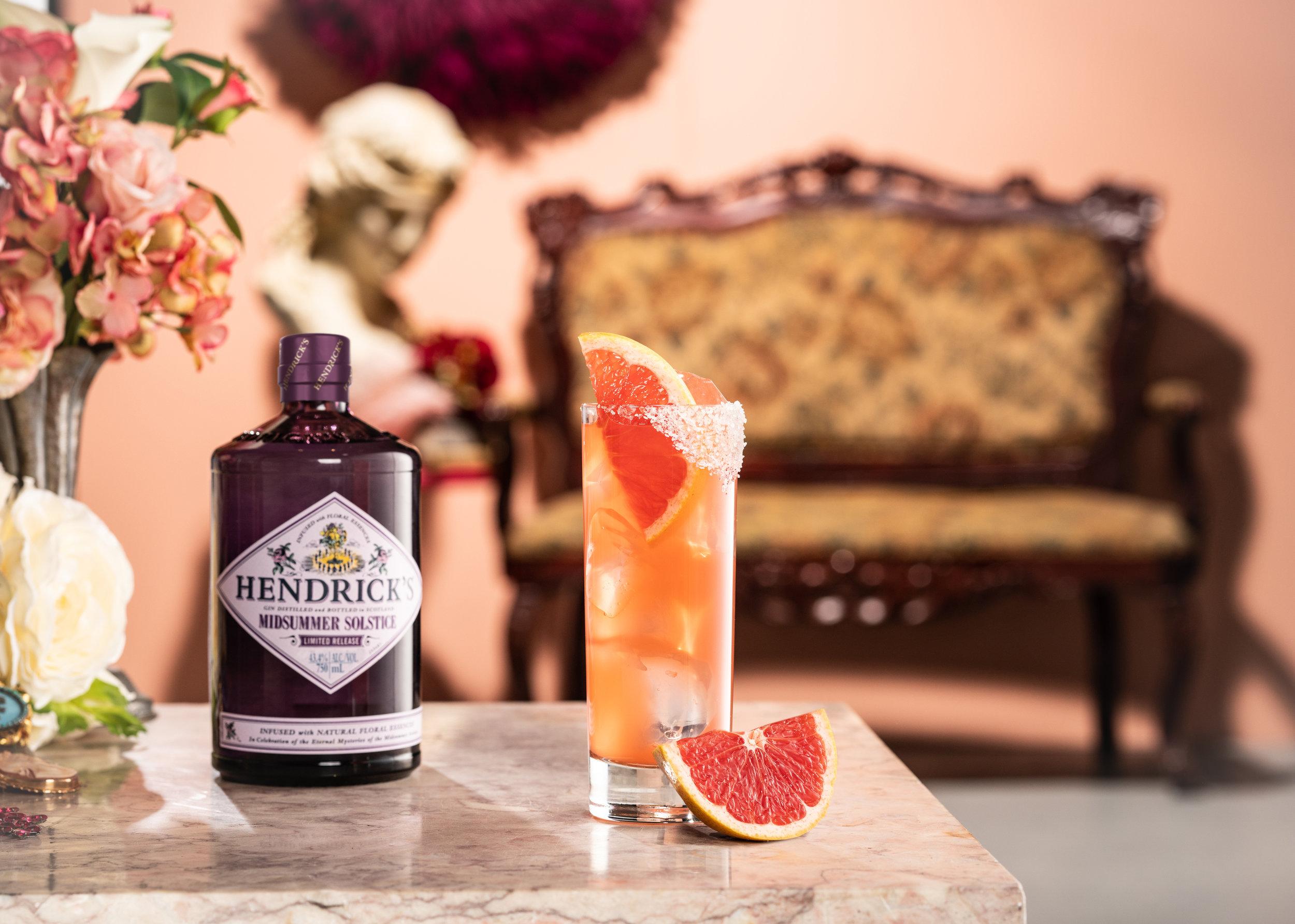 The Salty Dog - Hendrick's Gin