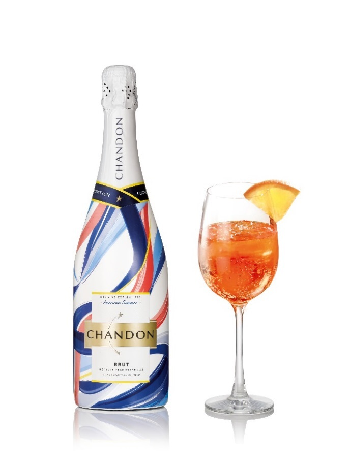 Chandon American Summer Brut Spritz