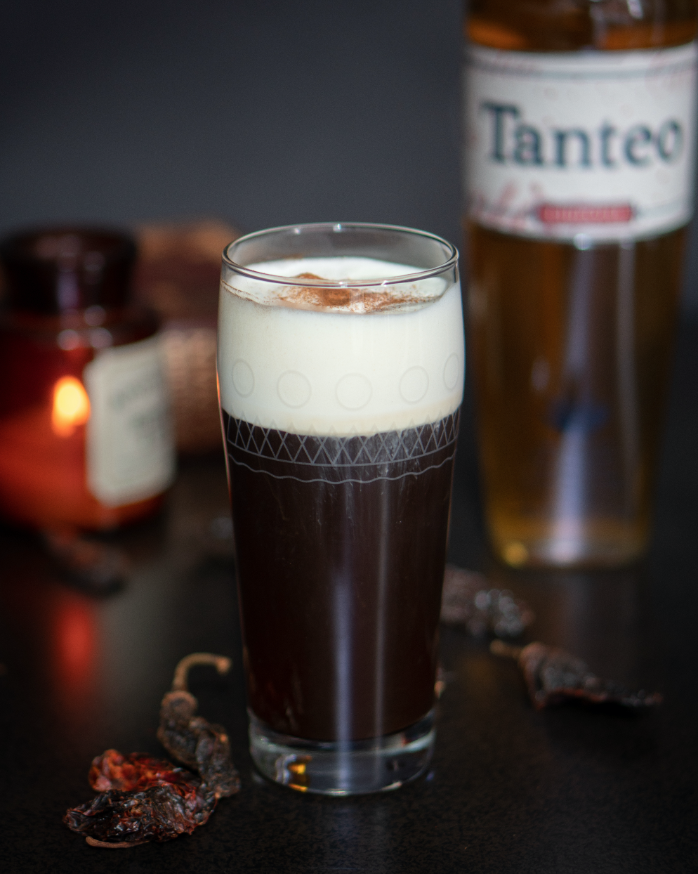 Chipotle Irish Coffee