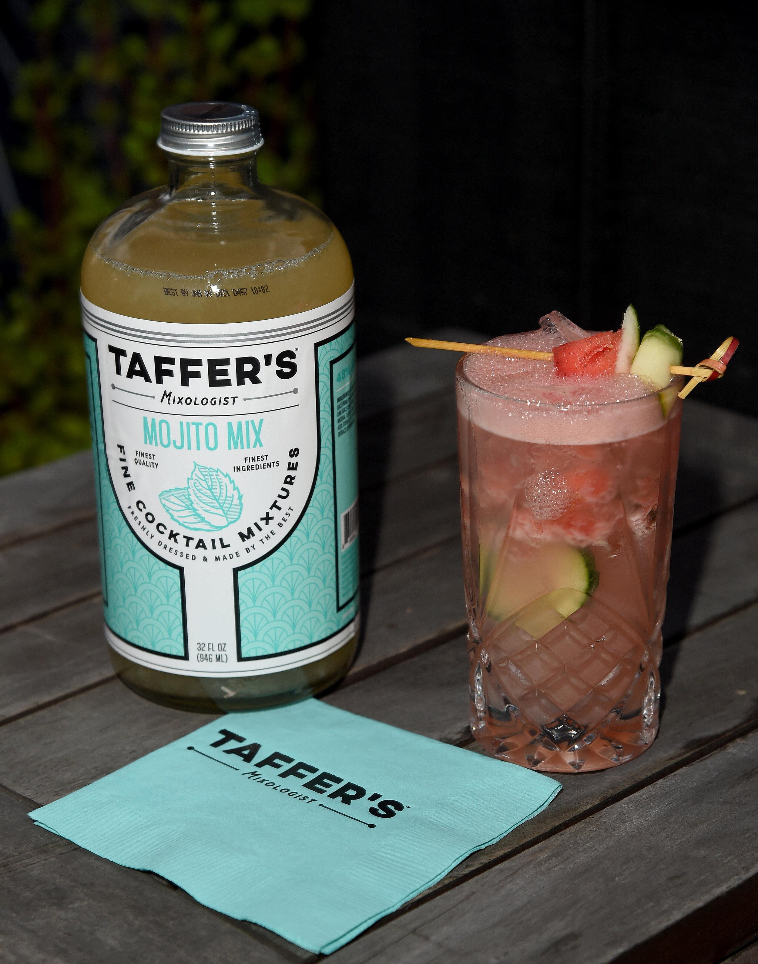 Jason Merritt/Radarpics/Shutterstock for Taffer's Mixologist