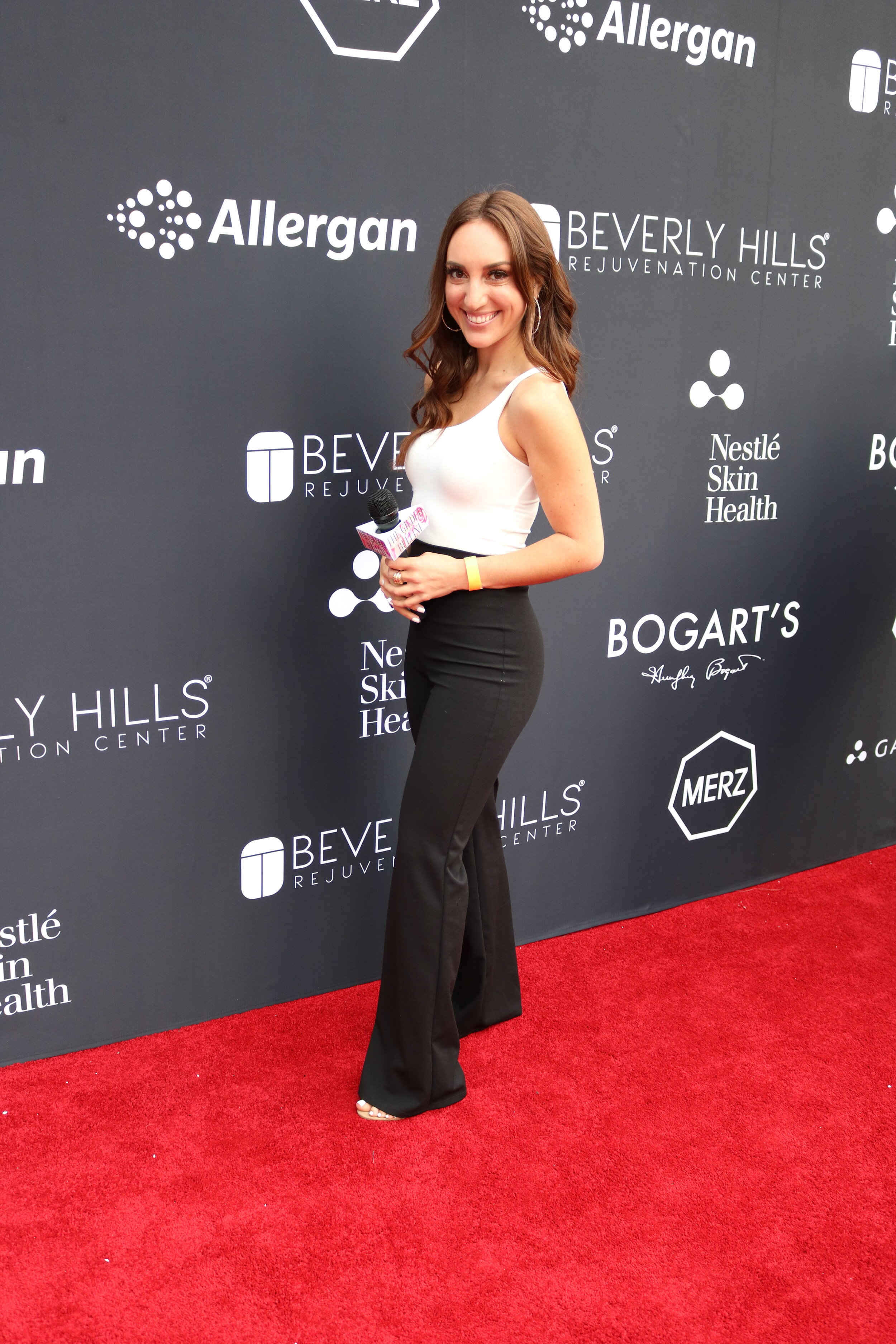Brielle Galekovic of The Gilded Bellini at The Beverly Hills Rejuvenation Center