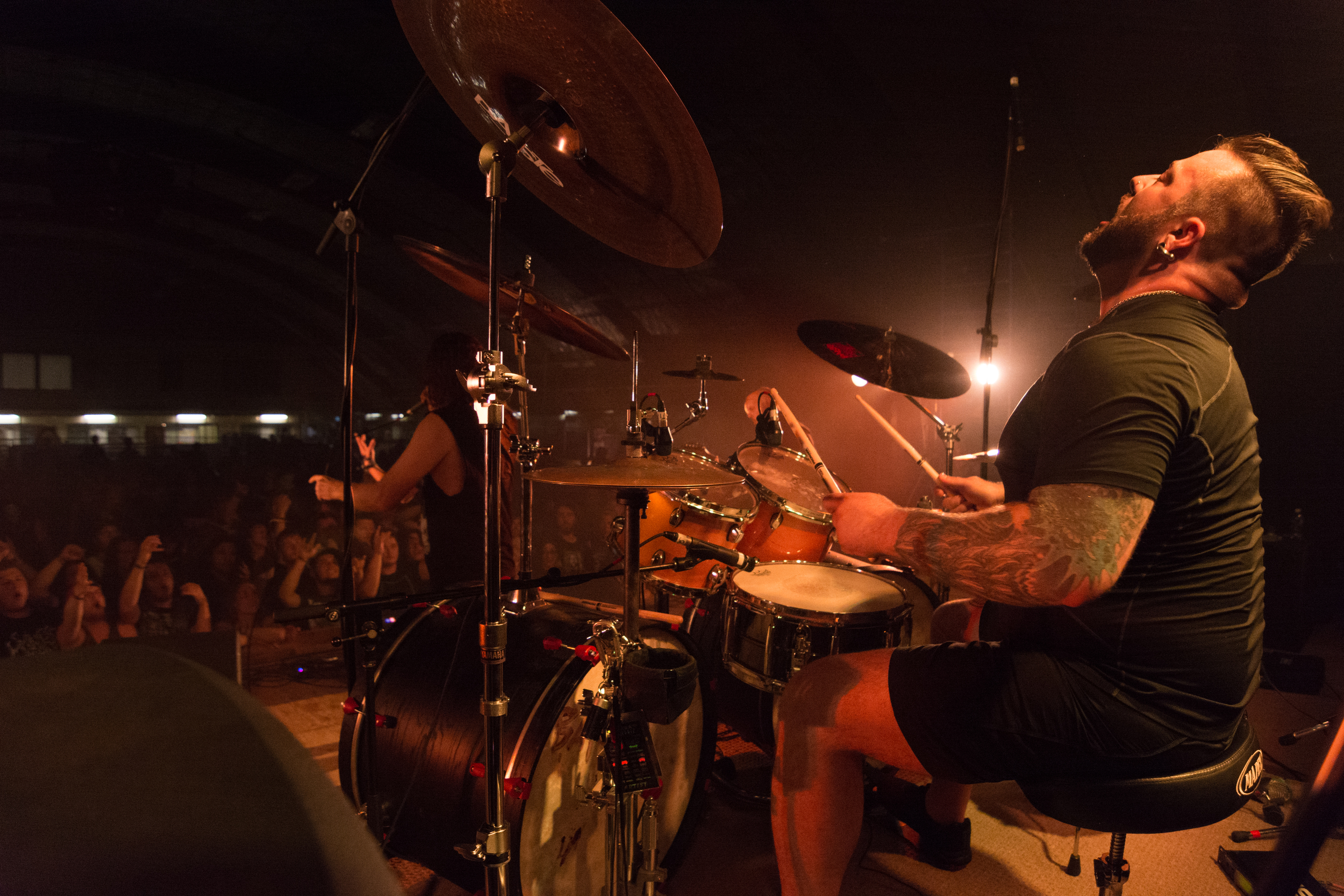 Cattle Decapitation, Armstrong MetalFest 2015