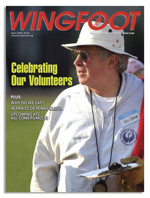 Magazine for Atlanta Track Club