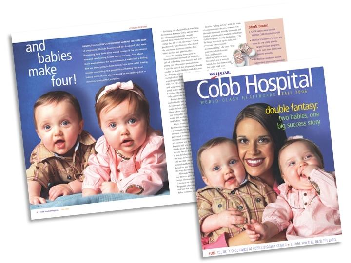 WellStar Cobb Hospital Community Magazine