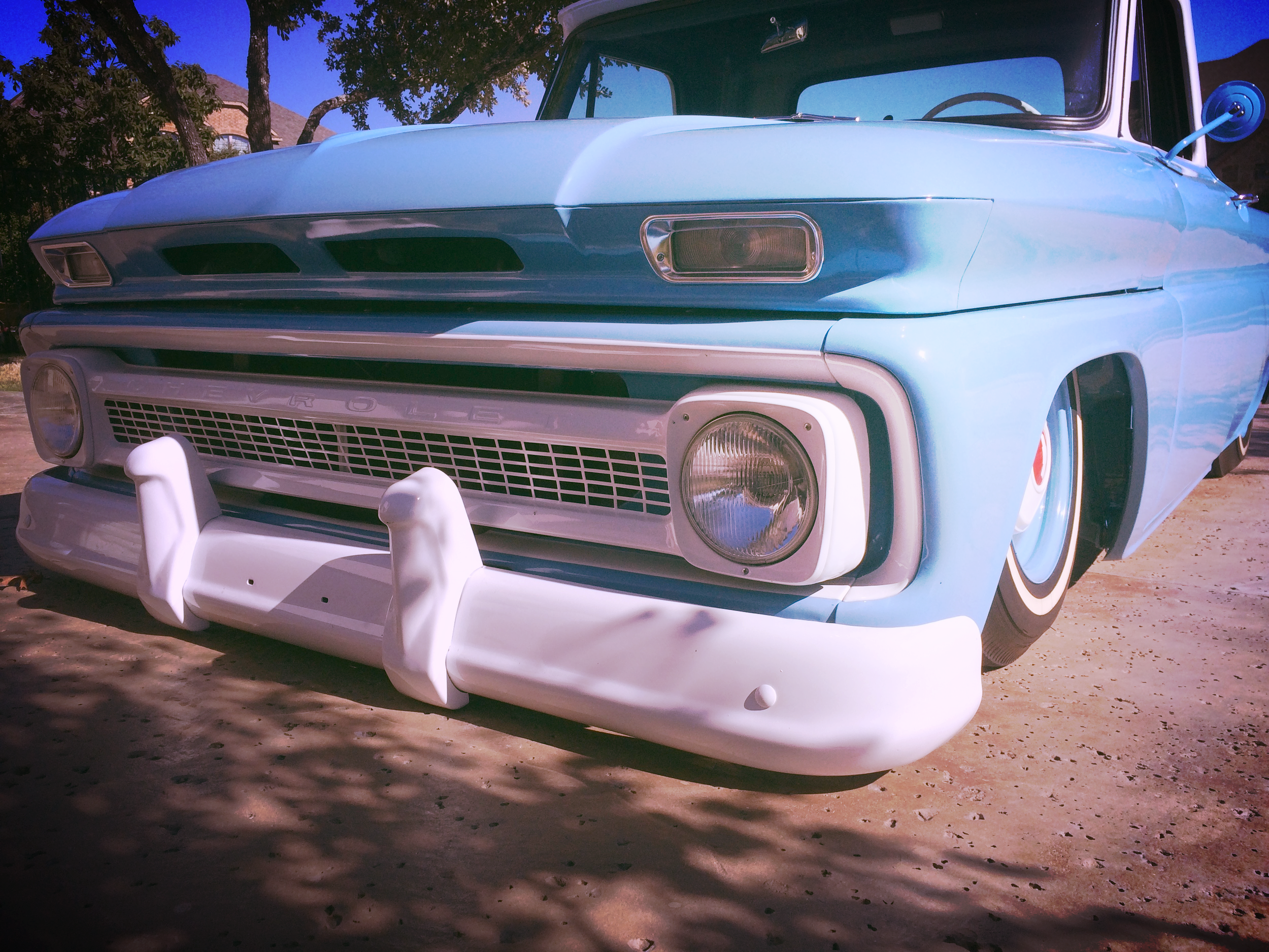 Old Pal, 1964 Chevy C10