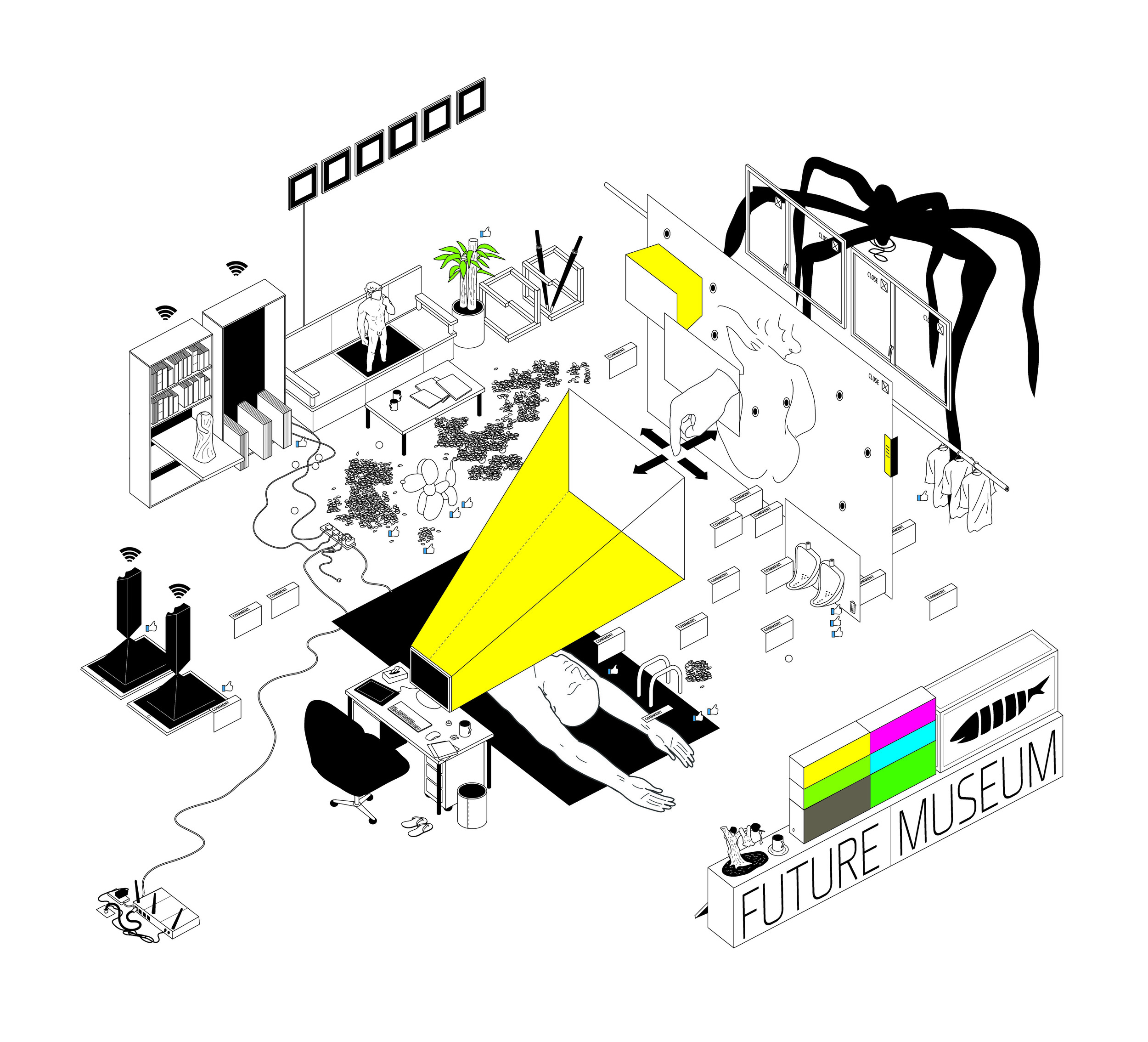 amPost Illustration<br>(2011)