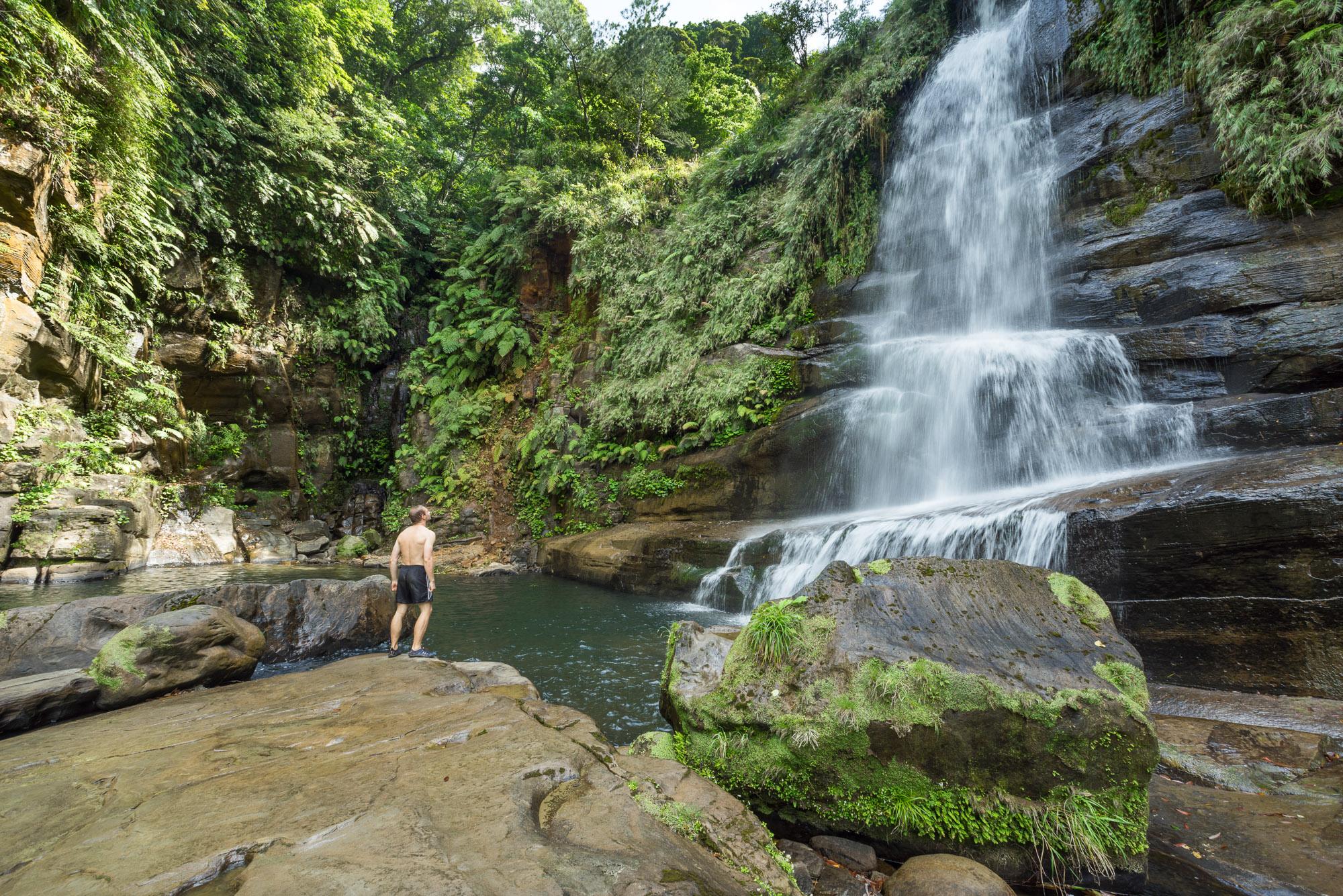 Visit some more remote Waterfalls