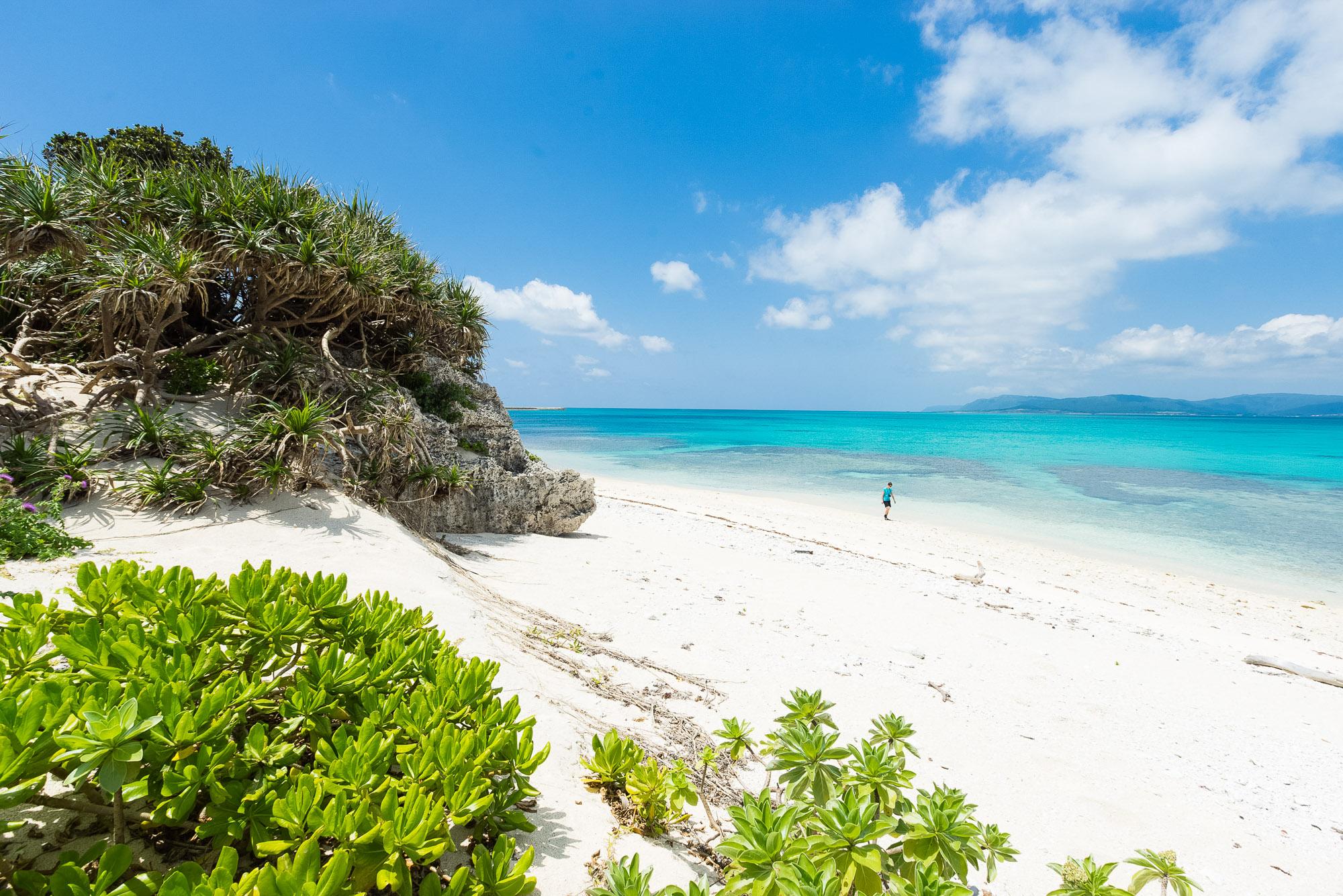 Aragusuku and Kuroshima Islands