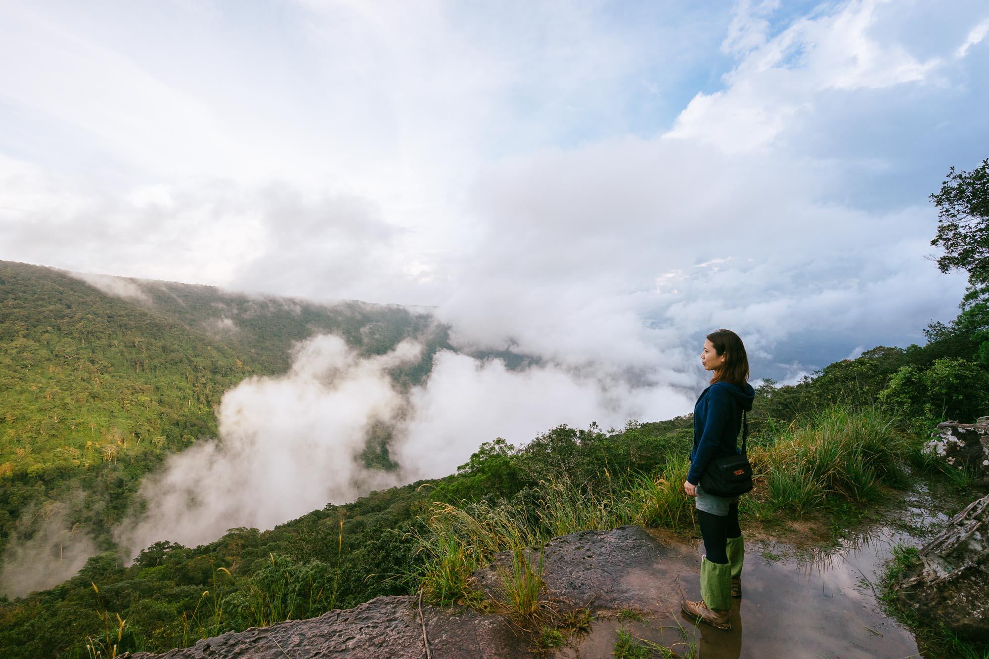 Phu Diao Dai Viewpoint, Khao Yai
