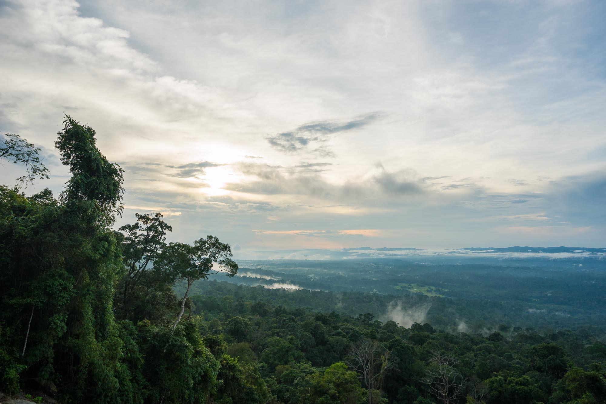 Khao Yai National Park Viewpoint, Thailand