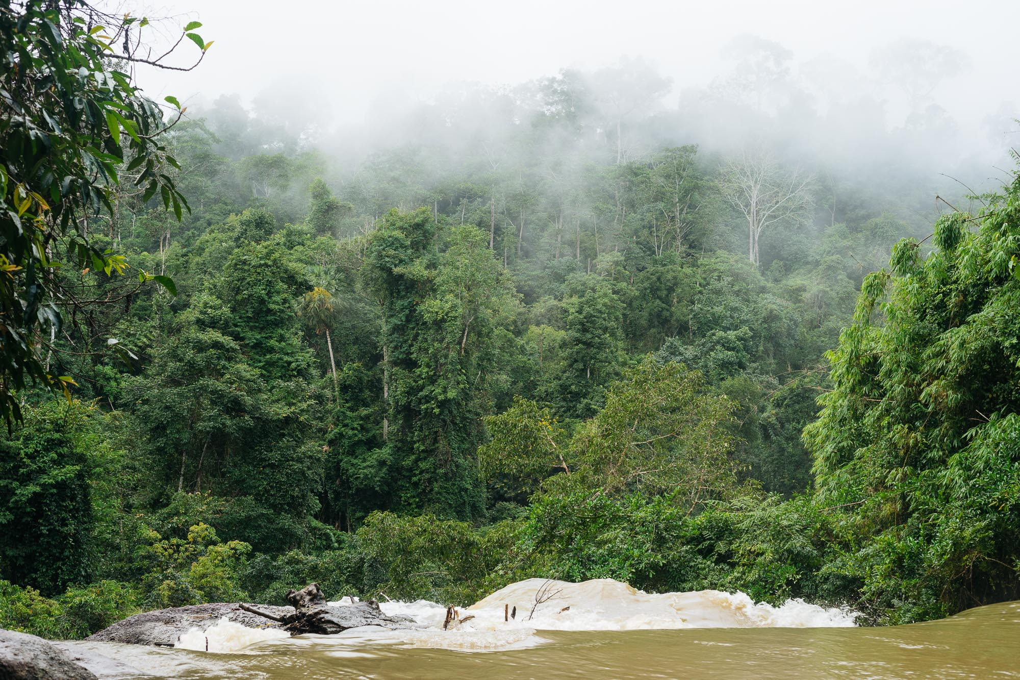 Haew Suwat Waterfall, Khao Yai