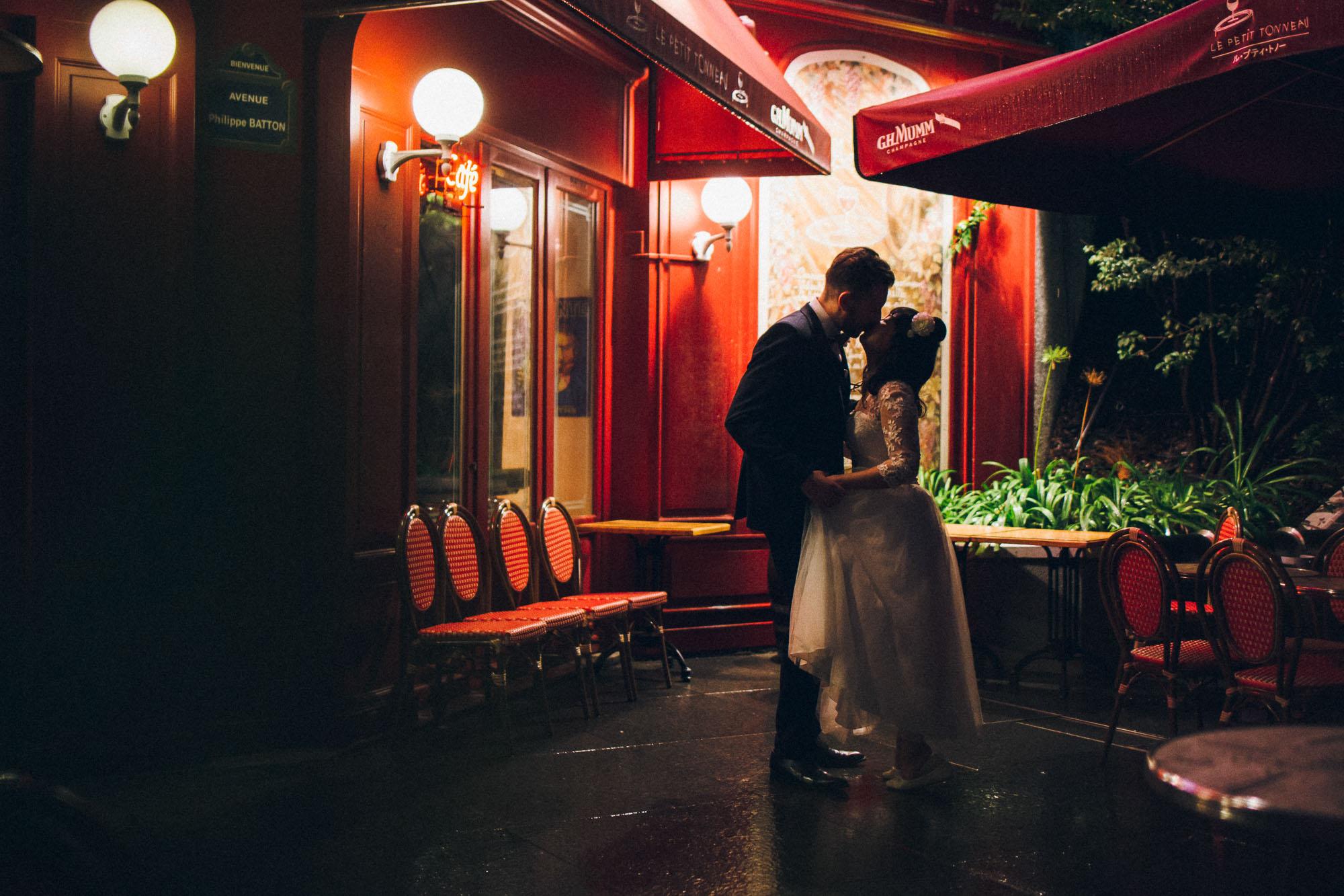 A Tokyo Wedding -