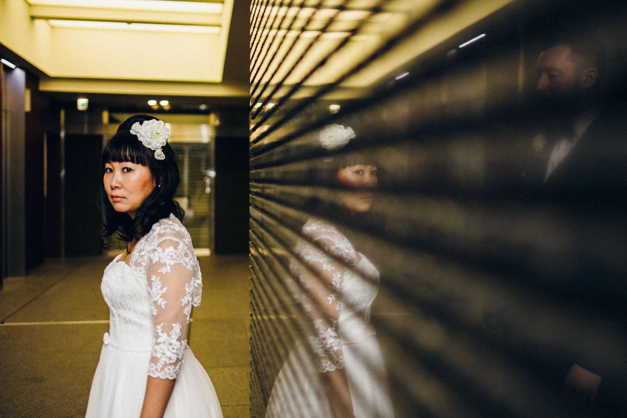 Alternative Tokyo Wedding Photography