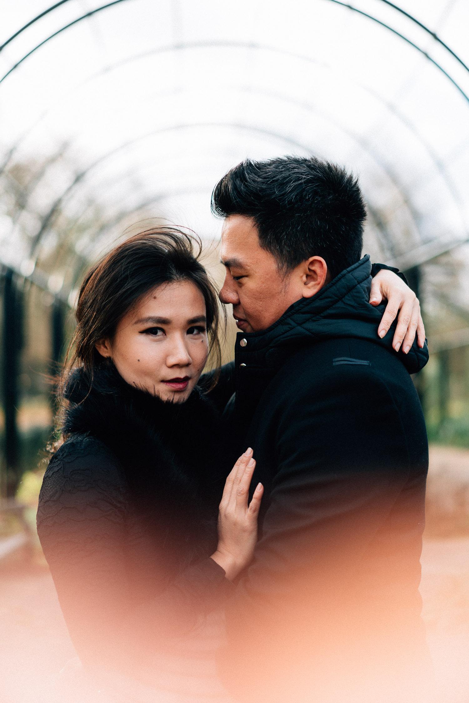 Couples Portrait Photographer, London