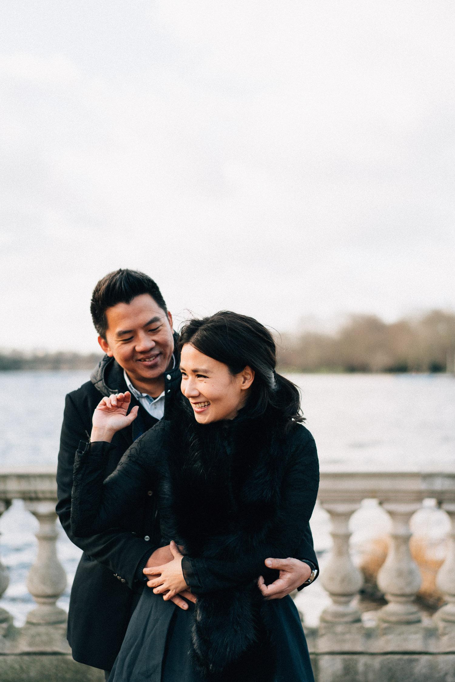 Couples Portrait, London