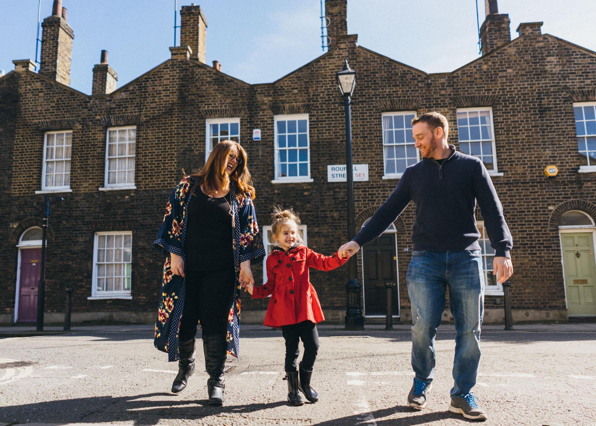 London Family Portrait Photographer
