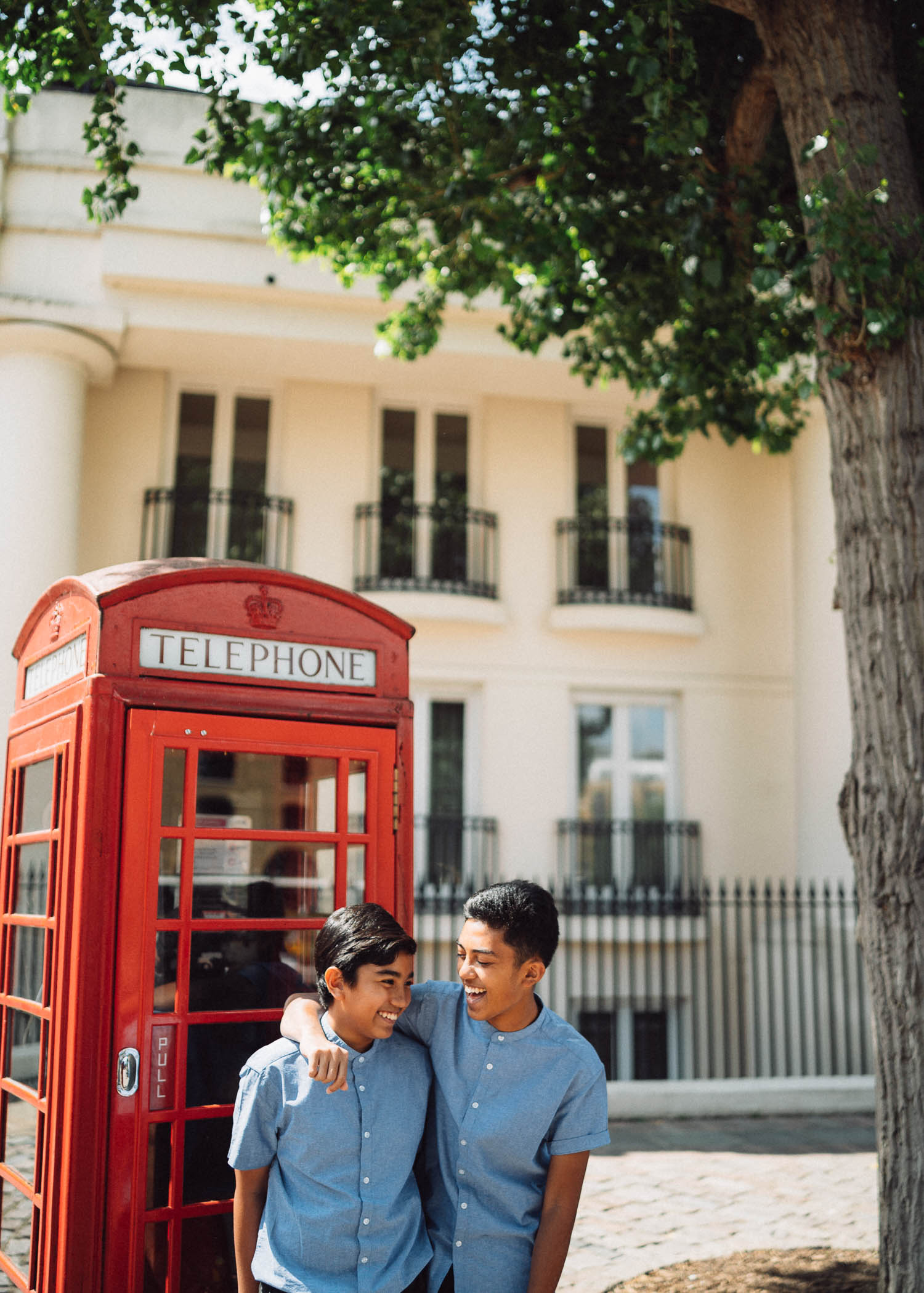 London Vacation Photography
