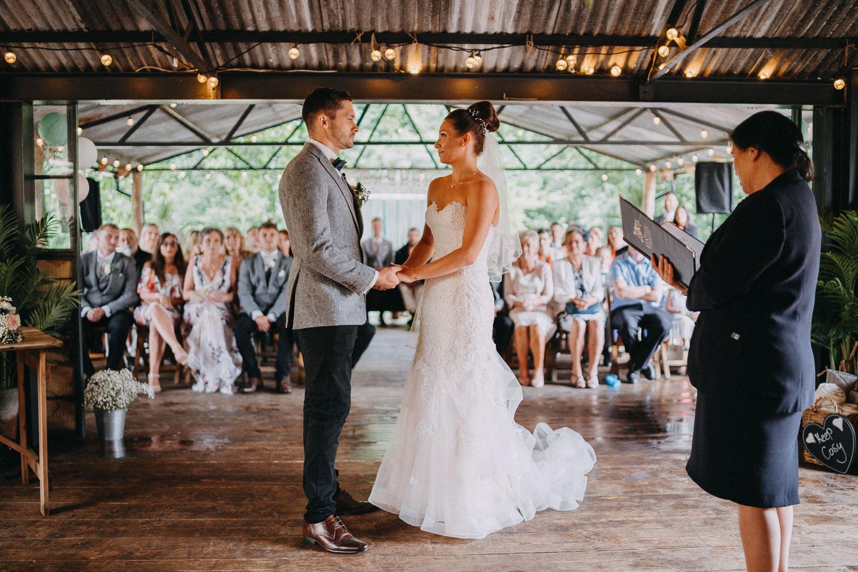 Kent Wedding Photographer at the Dreys