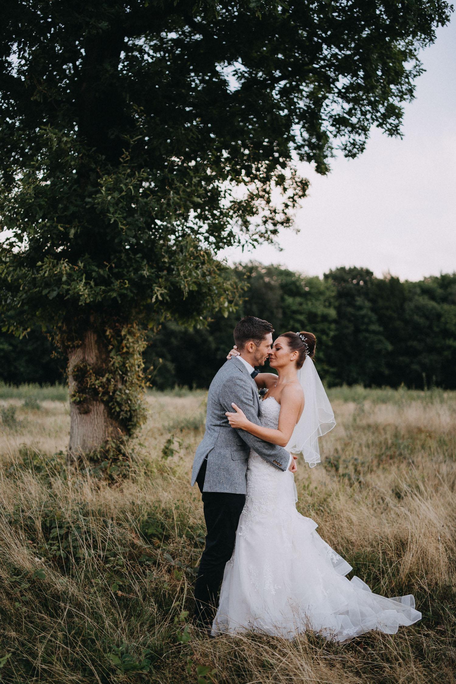 Wedding Photography at the Dreys, Kent