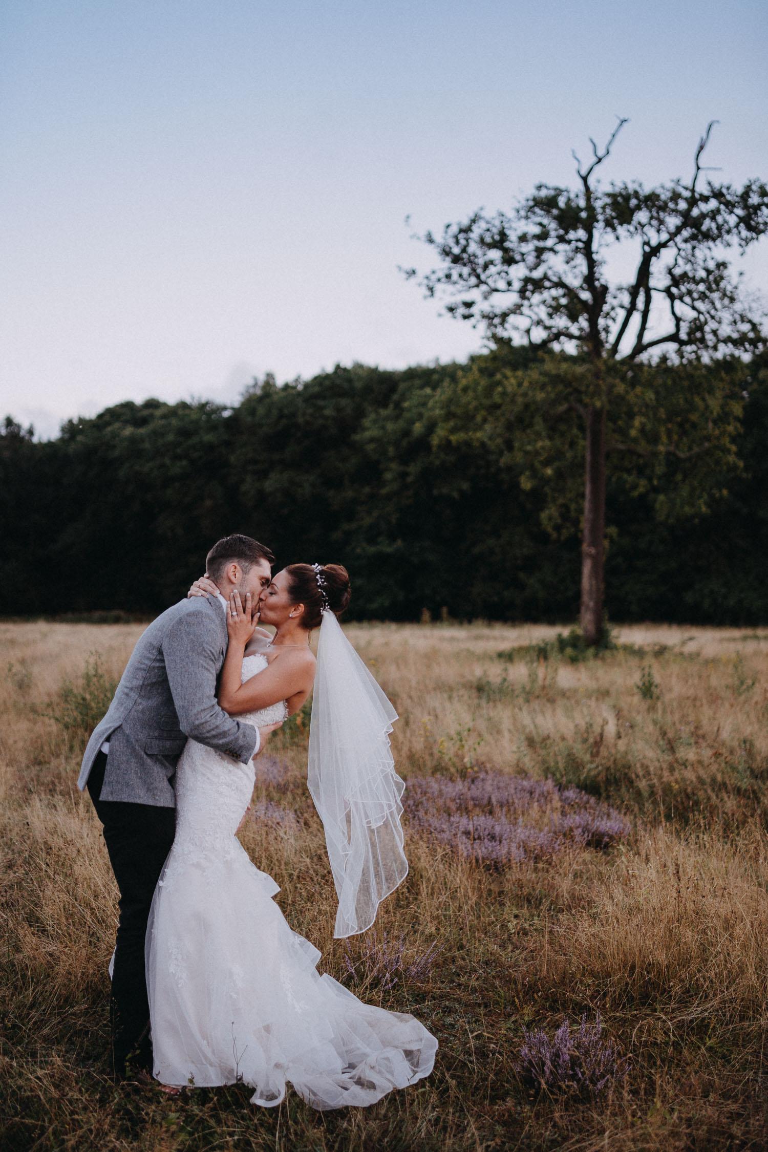 Wedding Portrait in Kent, UK