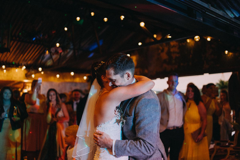 First Dance at Kent Wedding