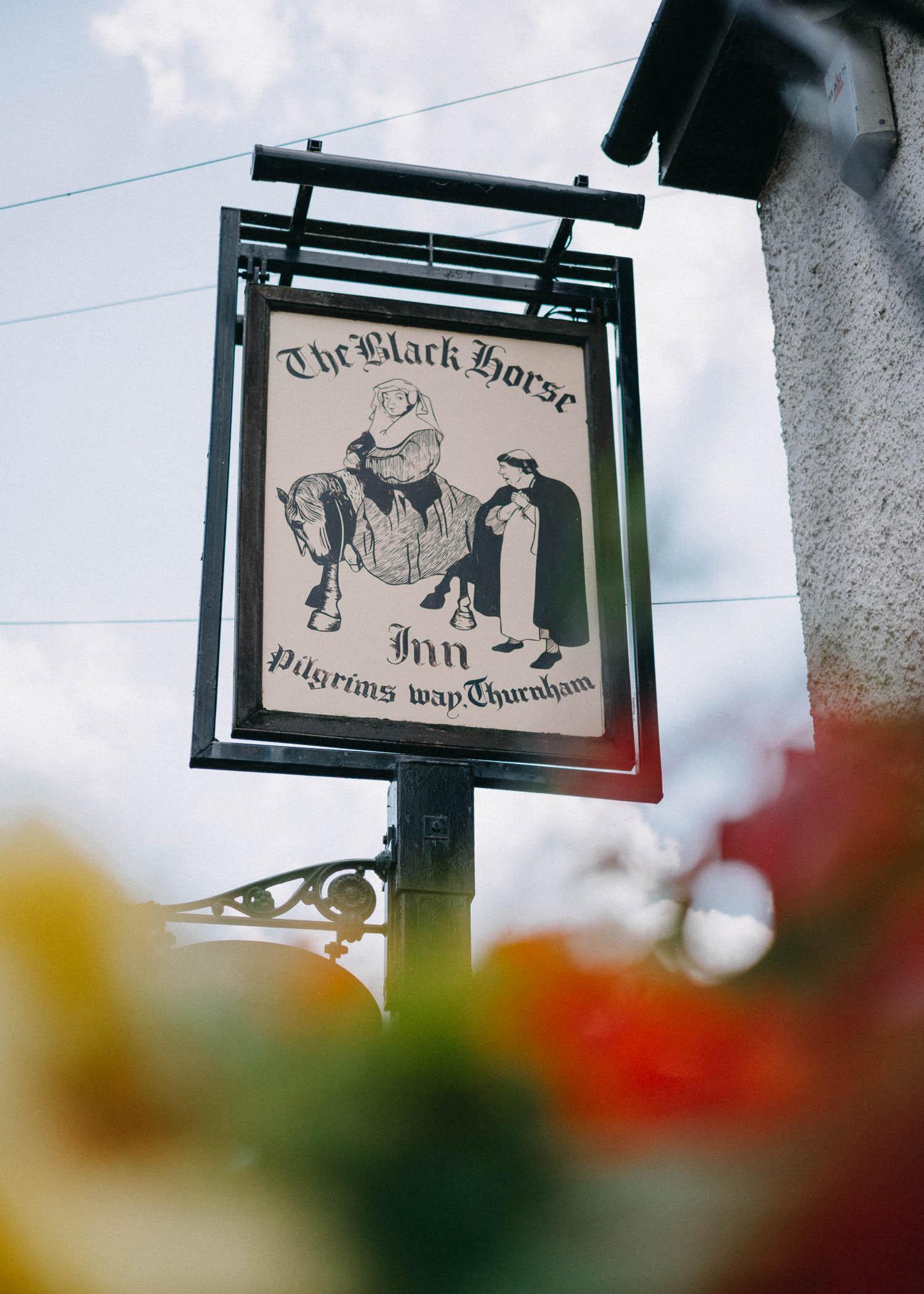 The Black Horse Inn, Thurnham, Kent