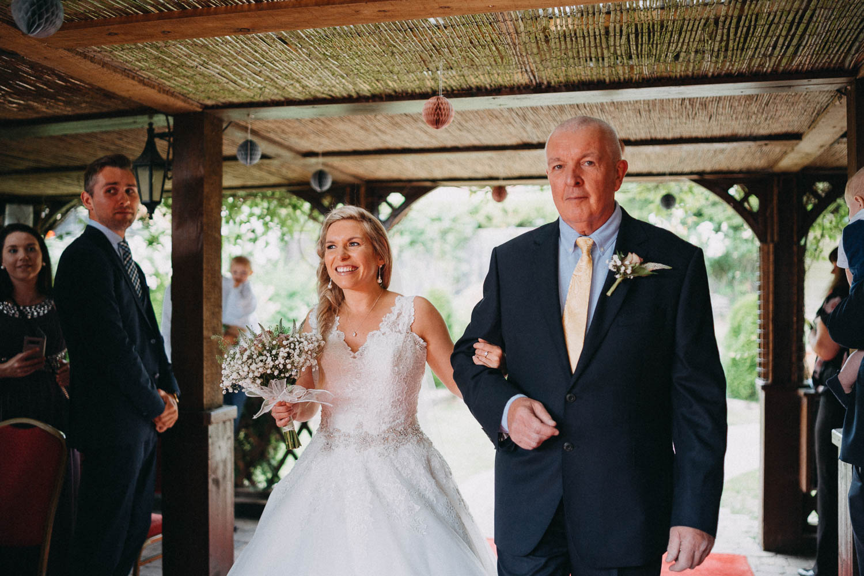 Wedding Photography at the Black Horse Inn, Thurnham