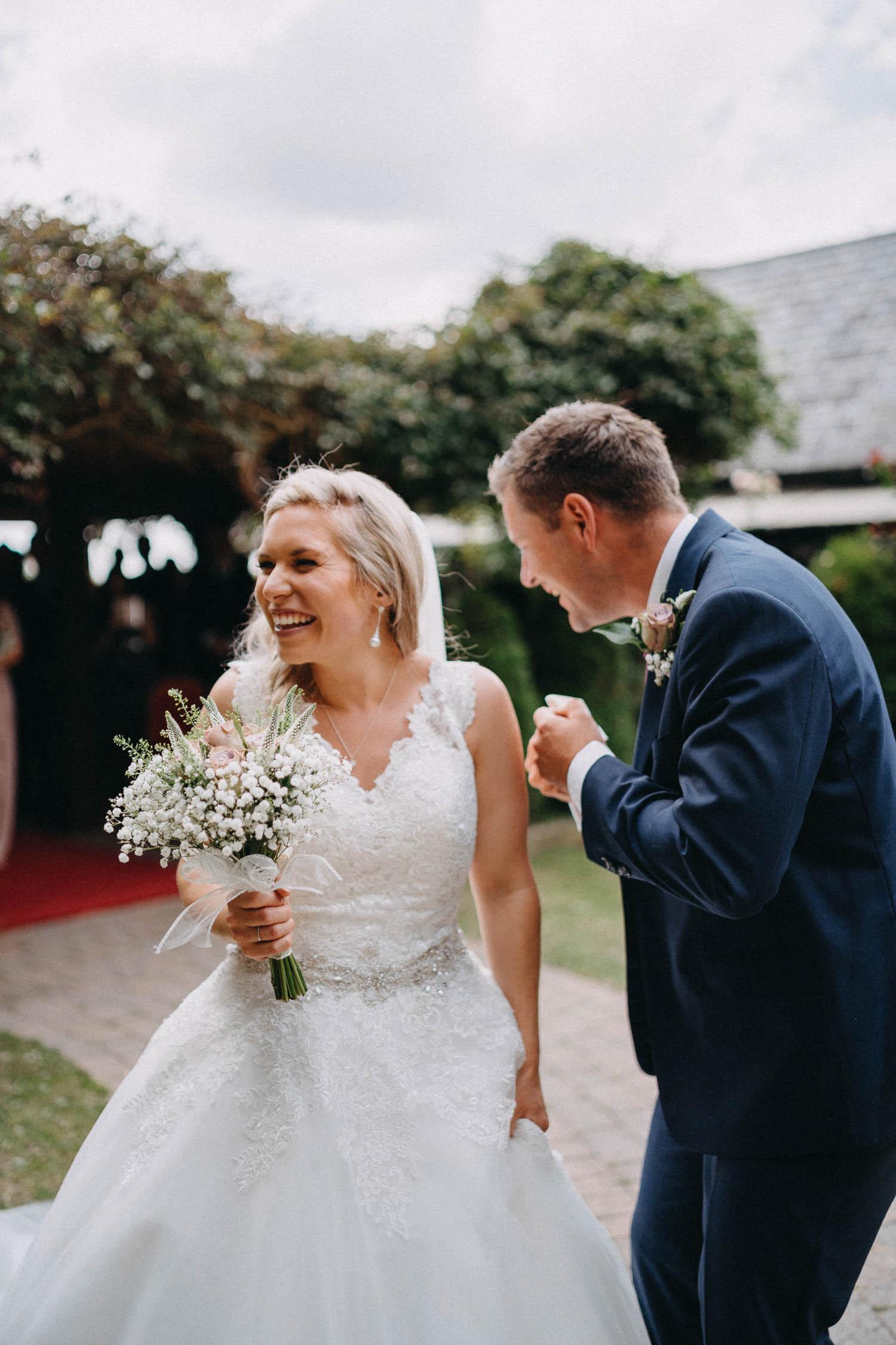 Fun and Quirky Kent Wedding Photographer