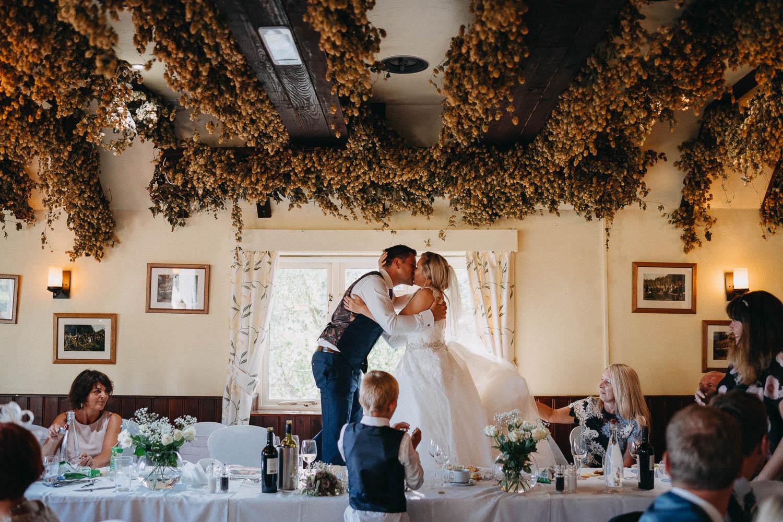 Beautiful Kent Wedding at the Black Horse Inn, Thurnham