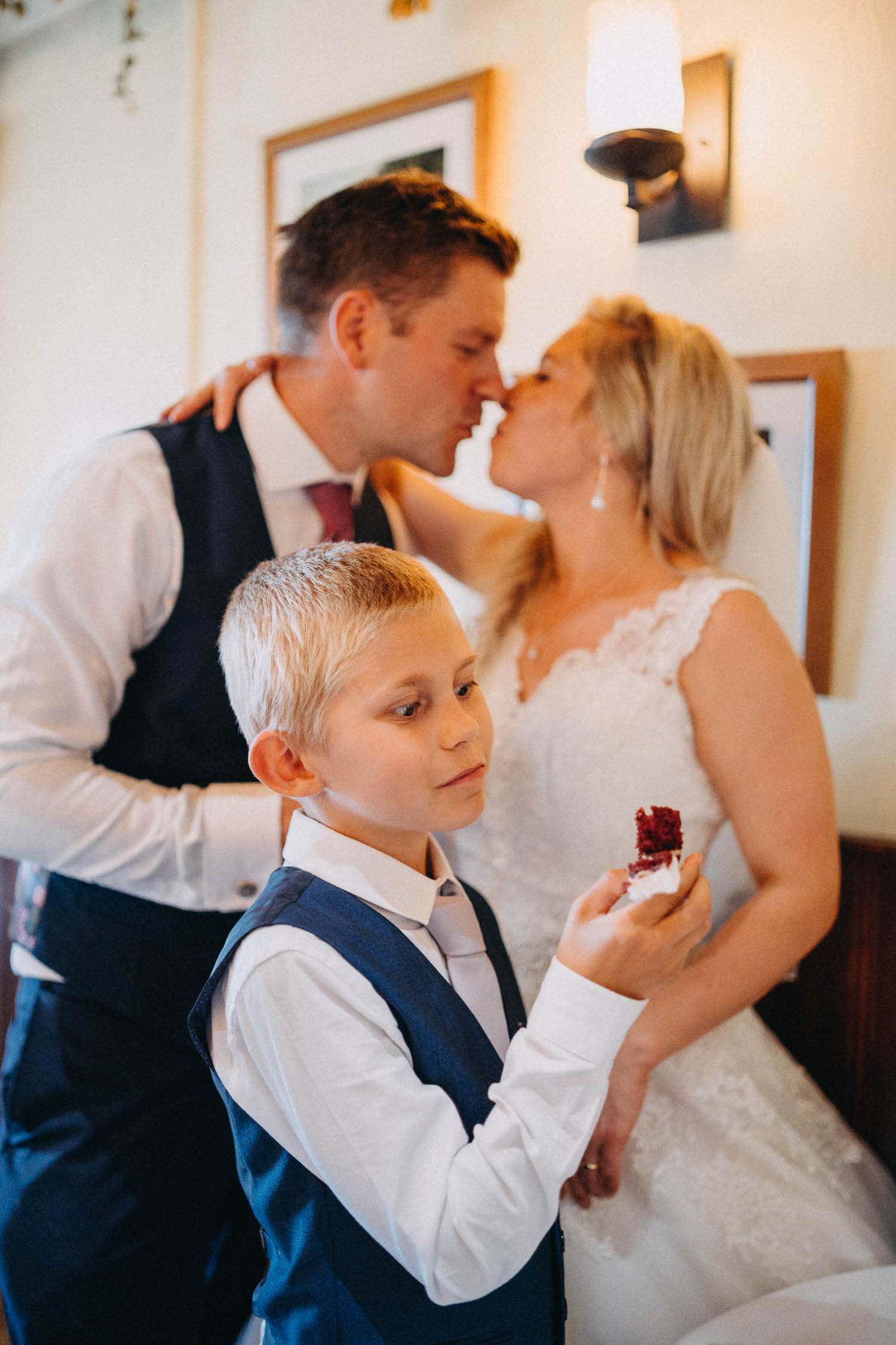 Quirky Wedding Photography in Kent, UK
