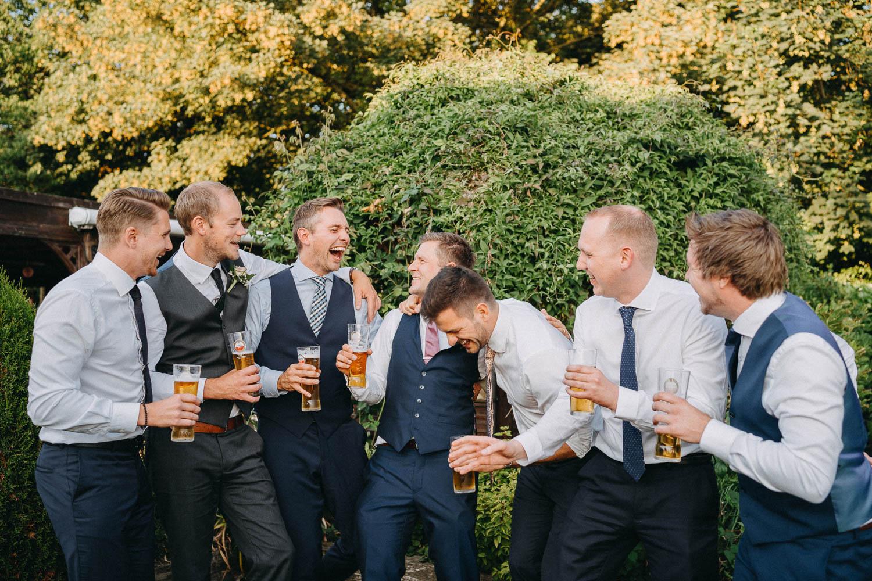 Natural Wedding Photographer in Kent, UK